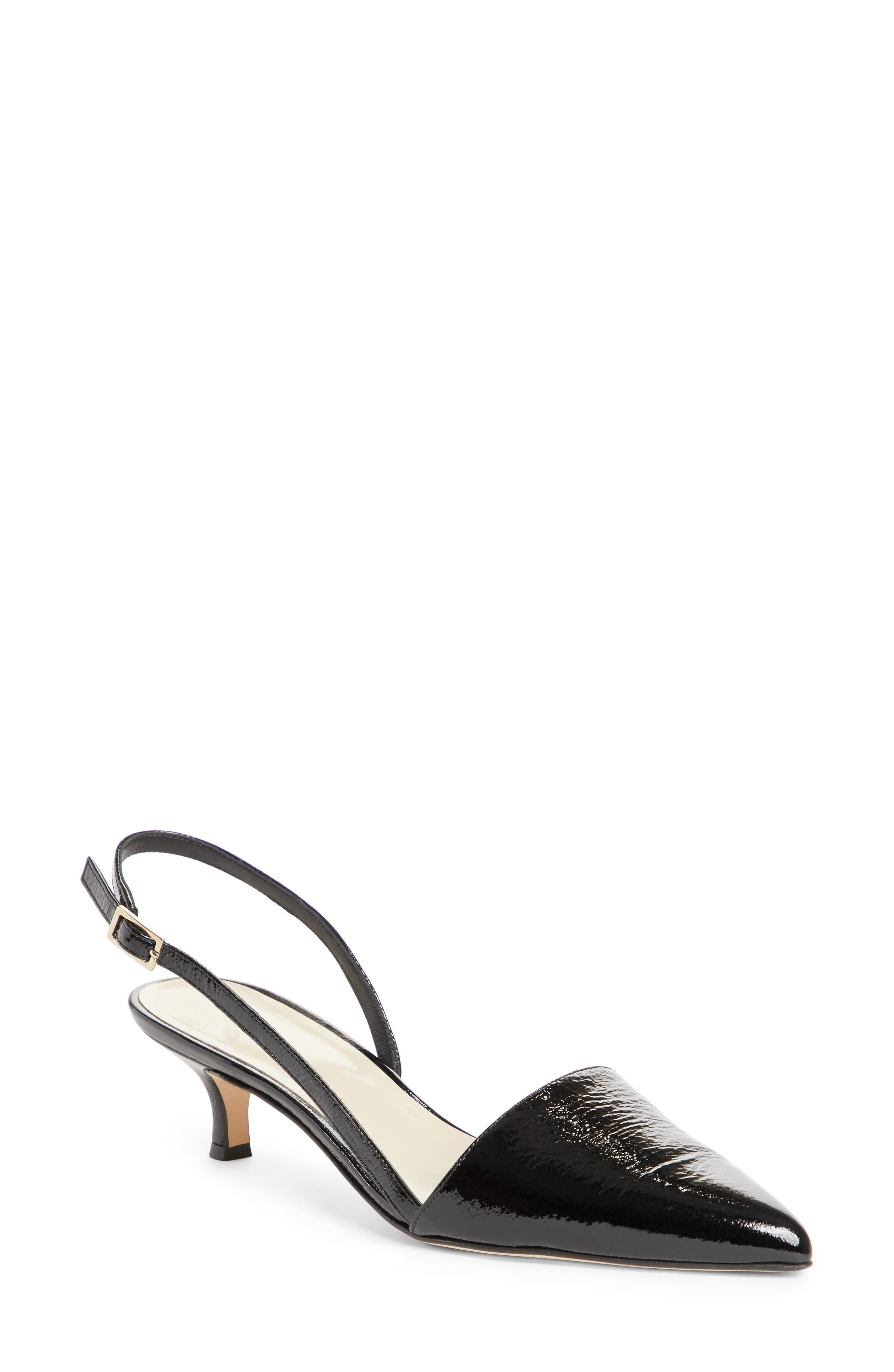 Simon Pump,                         Main,                         color, Black