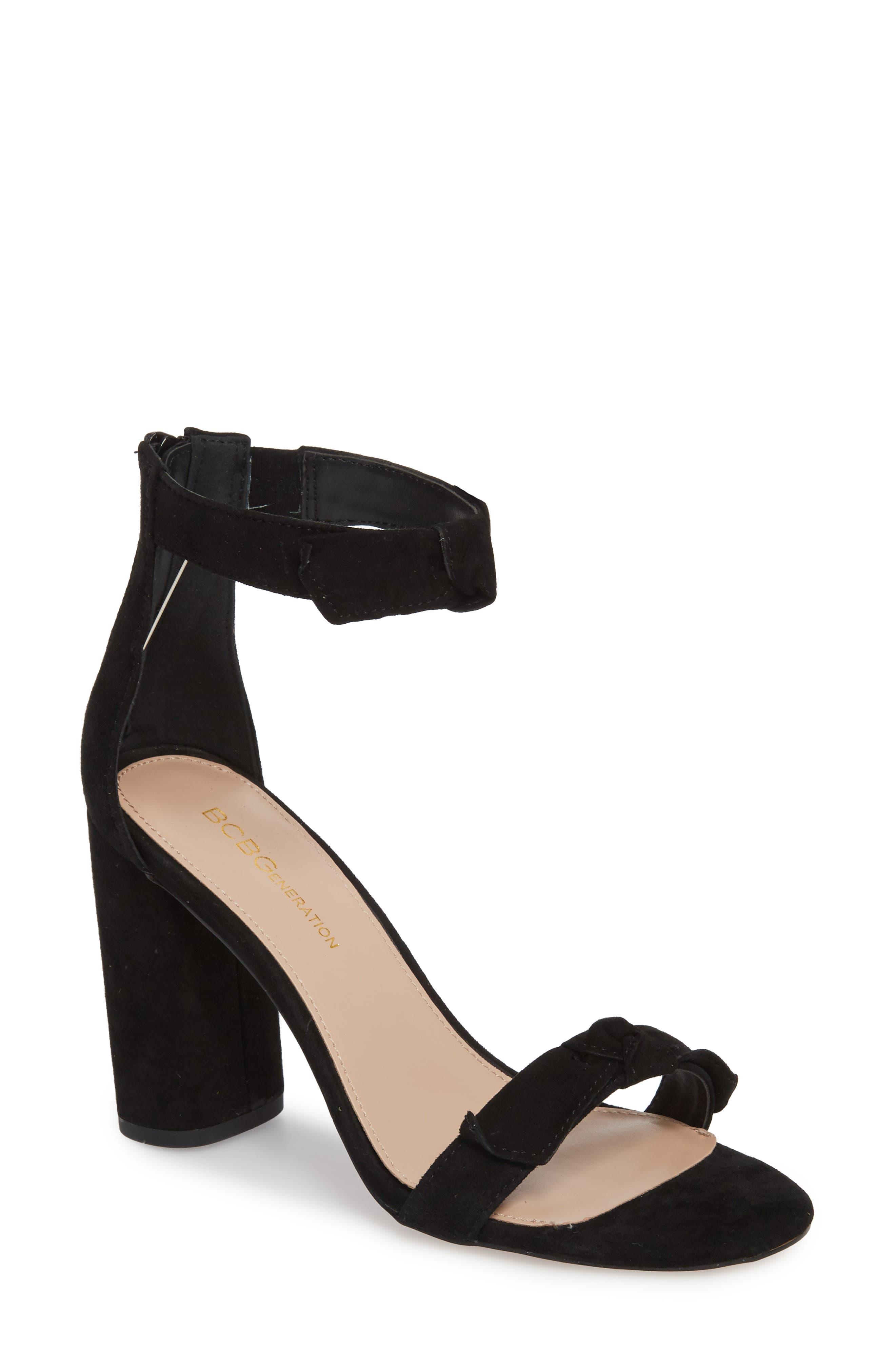 BCBG Faedra Ankle Strap Sandal (Women)