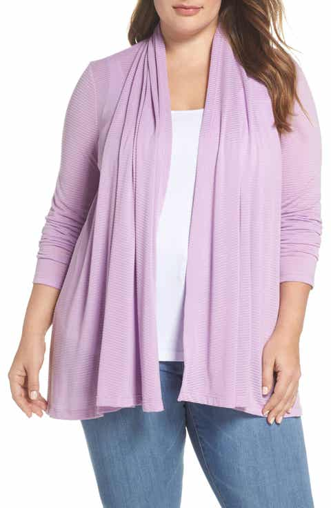 Women\'s Purple Cardigan Sweaters   Nordstrom