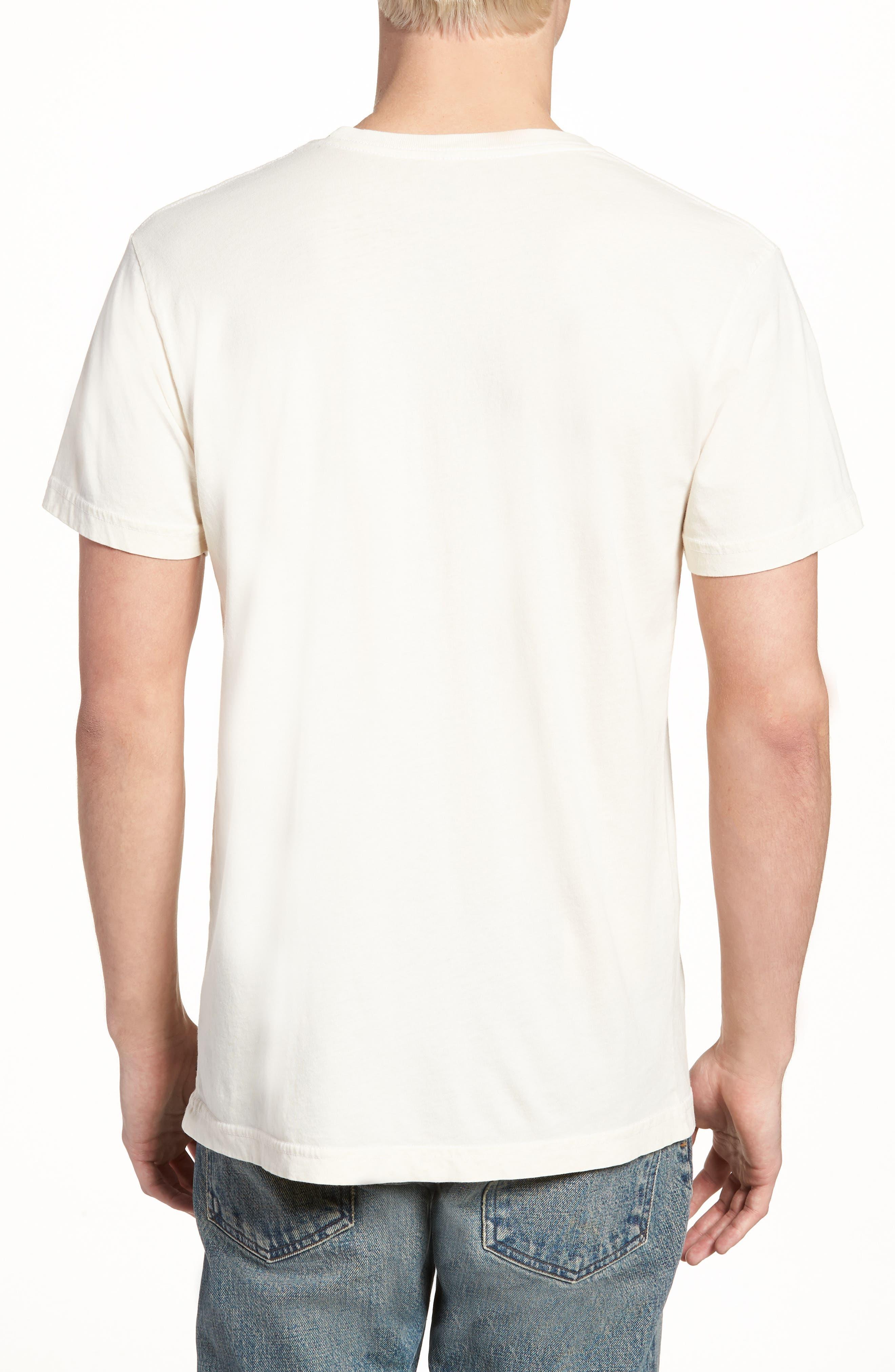 Patriot Graphic T-Shirt,                             Alternate thumbnail 2, color,                             Bone