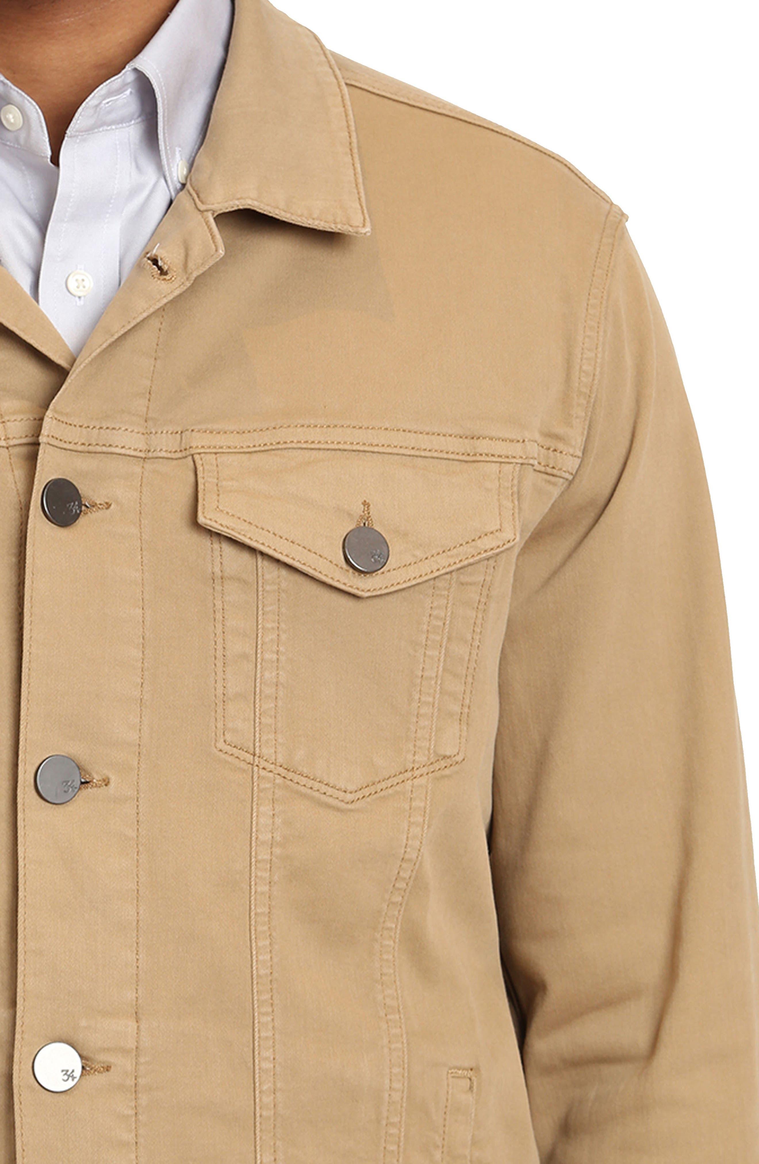 Alternate Image 3  - 34 Heritage Travis Jacket