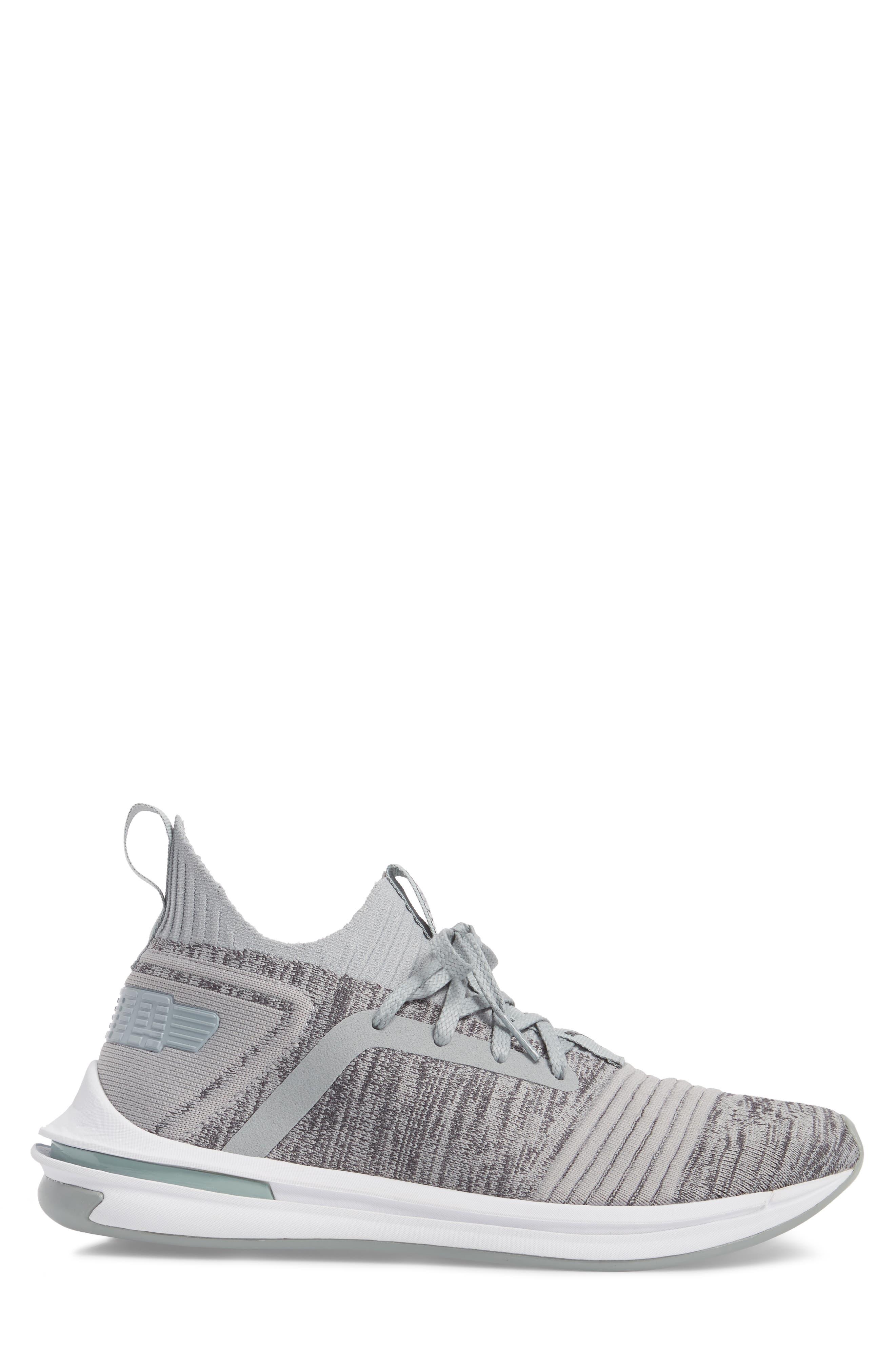 IGNITE Limitless SR evoKNIT Sneaker,                             Alternate thumbnail 3, color,                             Quarry