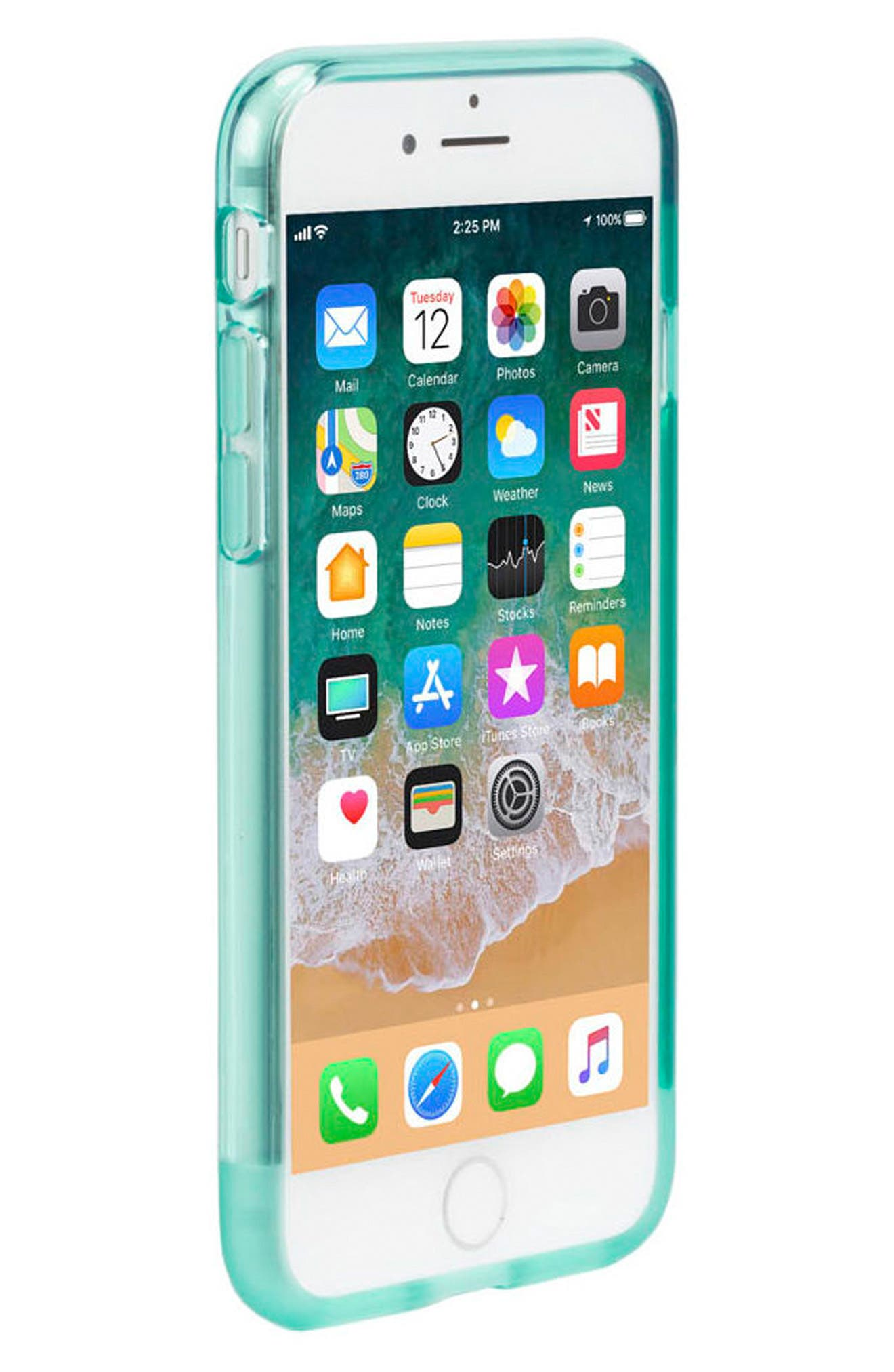 iPhone 7/8 Case,                             Alternate thumbnail 5, color,                             Mint