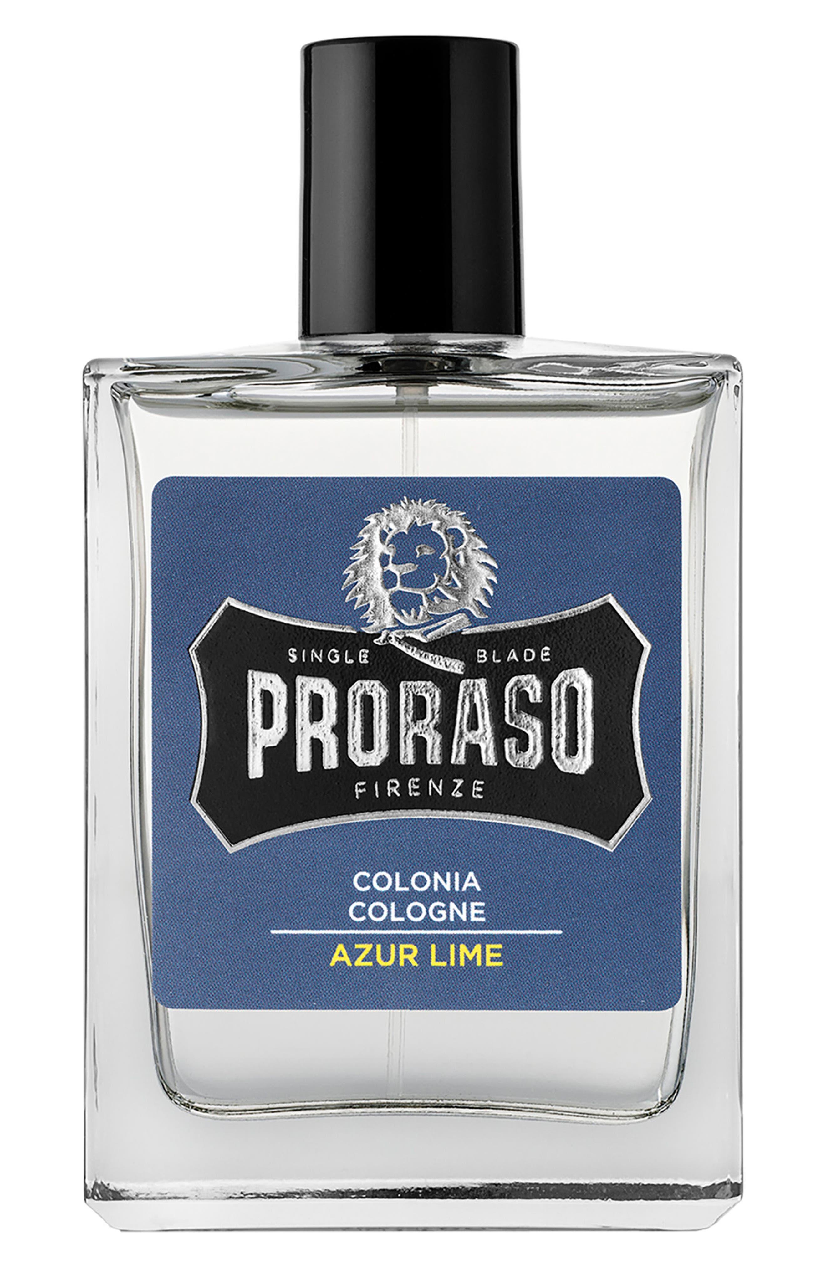 Men's Grooming Azur Lime Cologne,                             Main thumbnail 1, color,                             No Color
