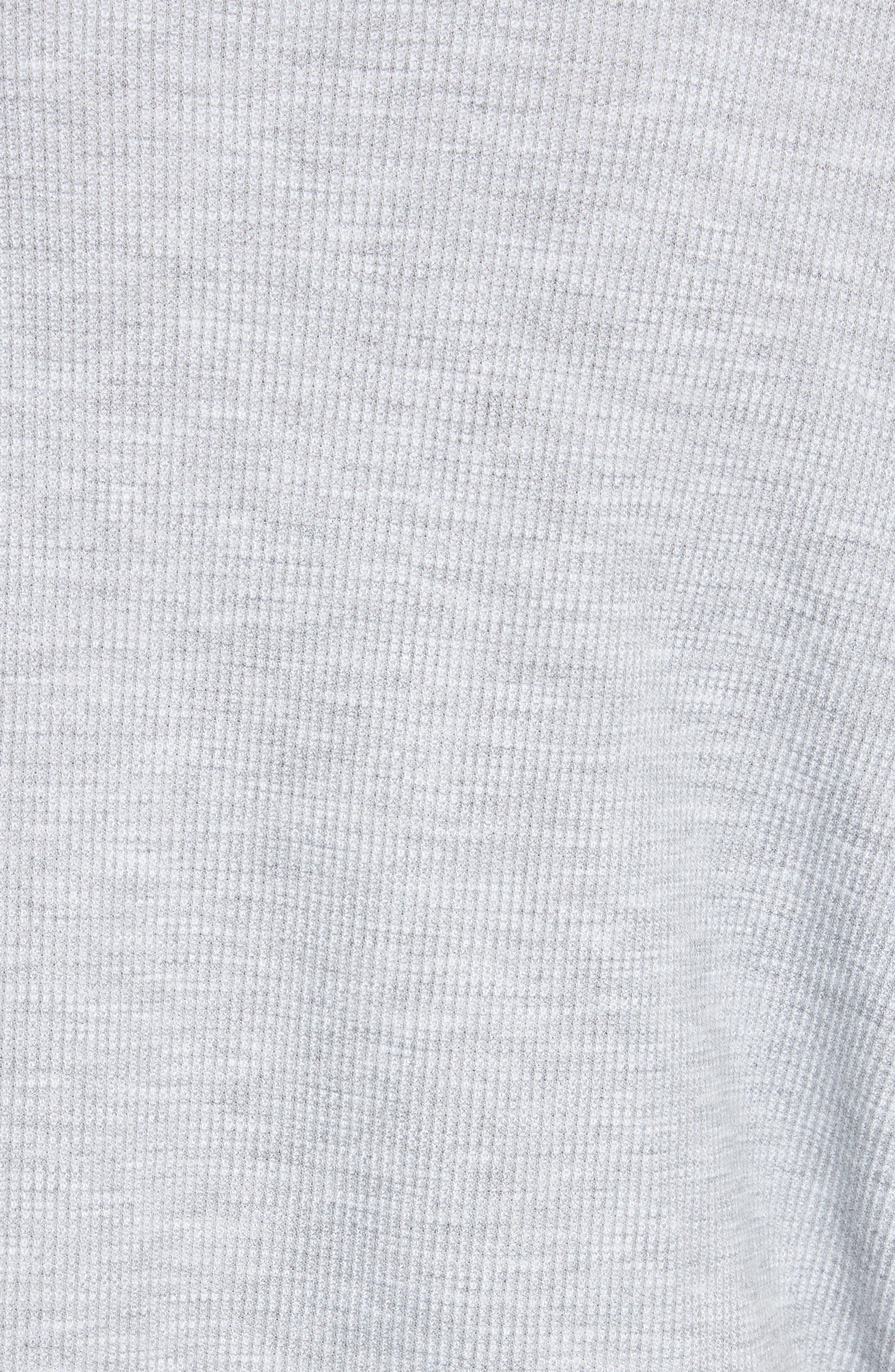 Bubble Shirt,                             Alternate thumbnail 5, color,                             Grey