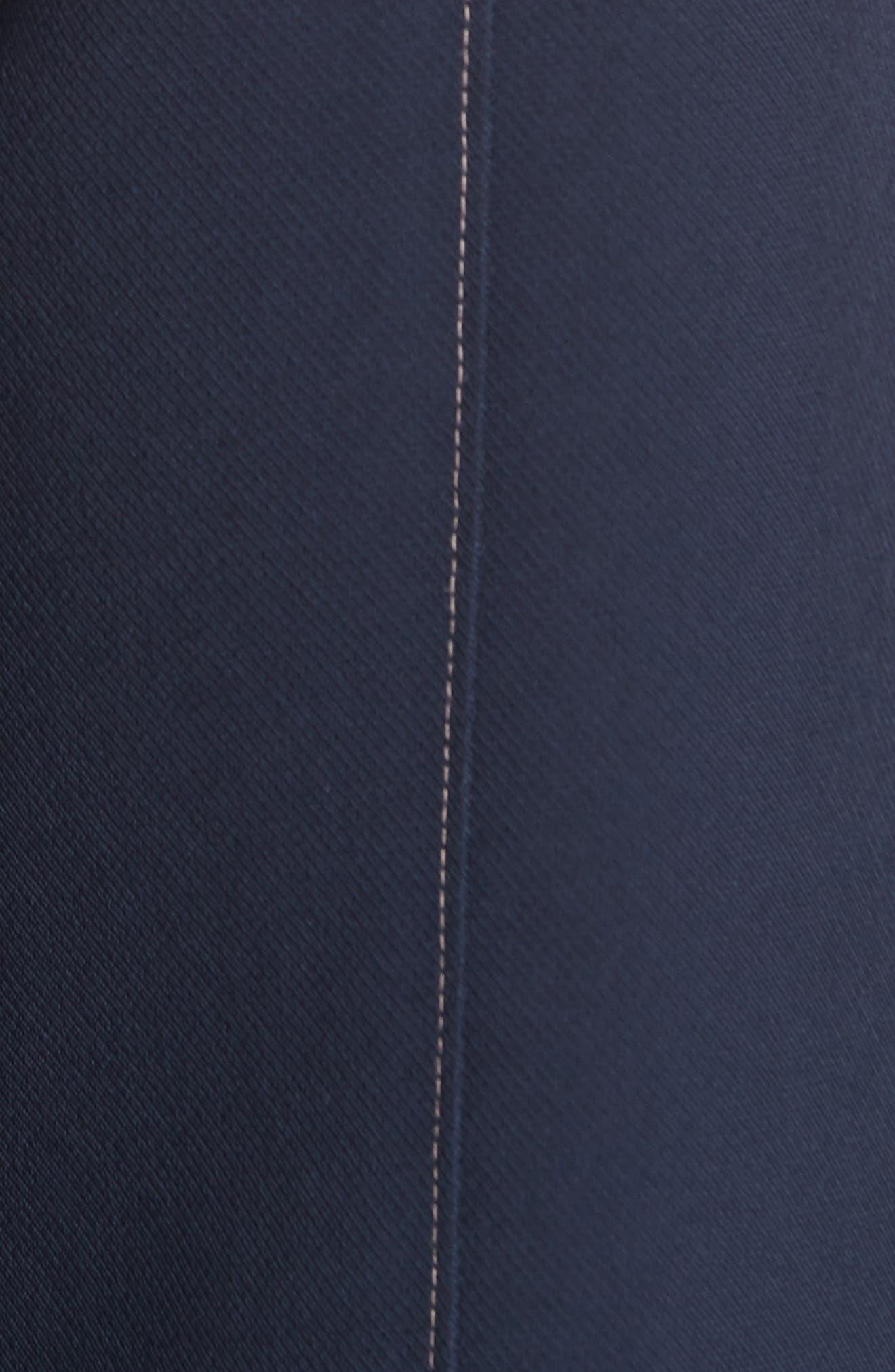 Lapari Pintuck Trousers,                             Alternate thumbnail 5, color,                             Navy
