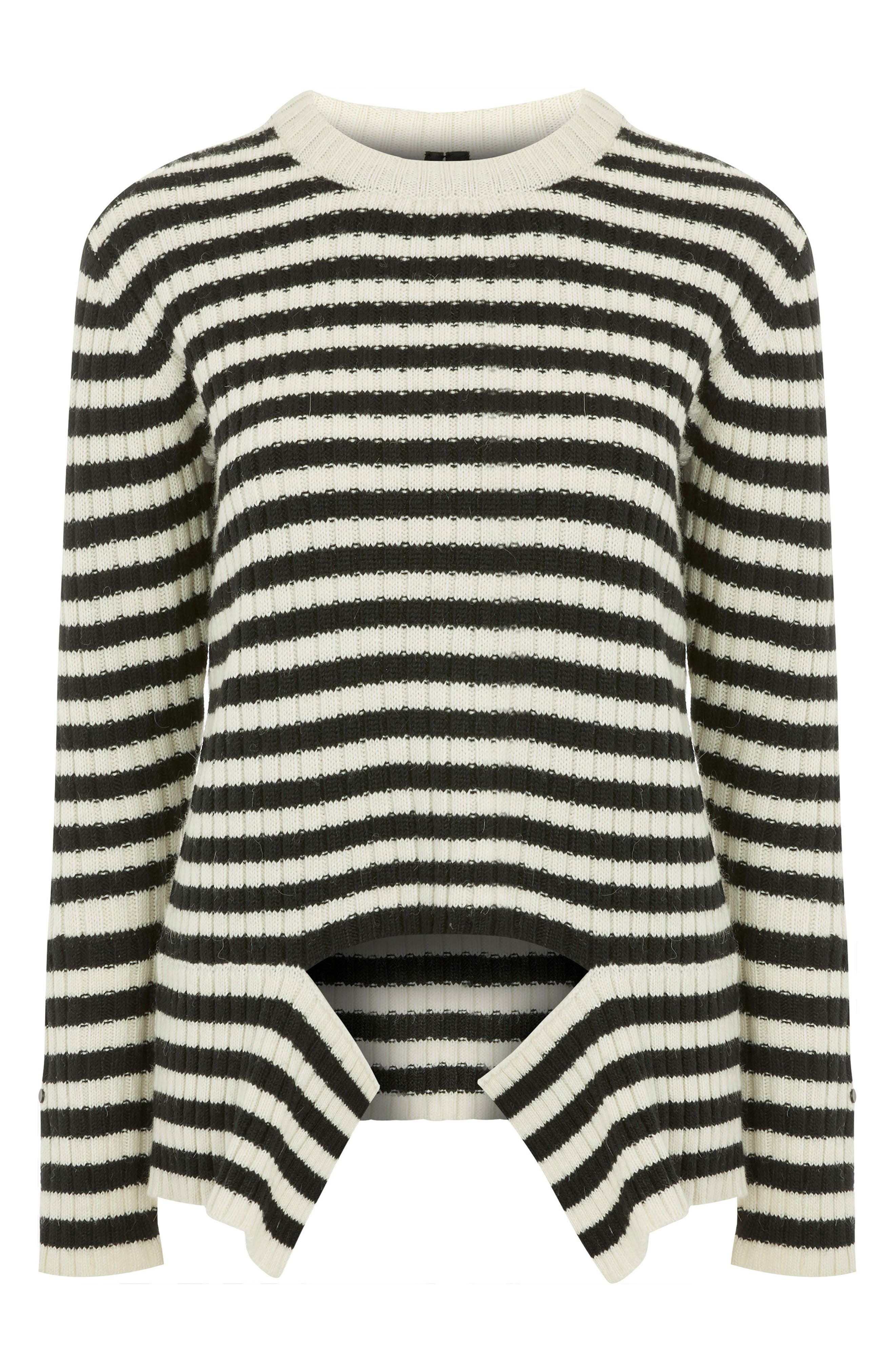 Topshop Boutique Stripe Sweater