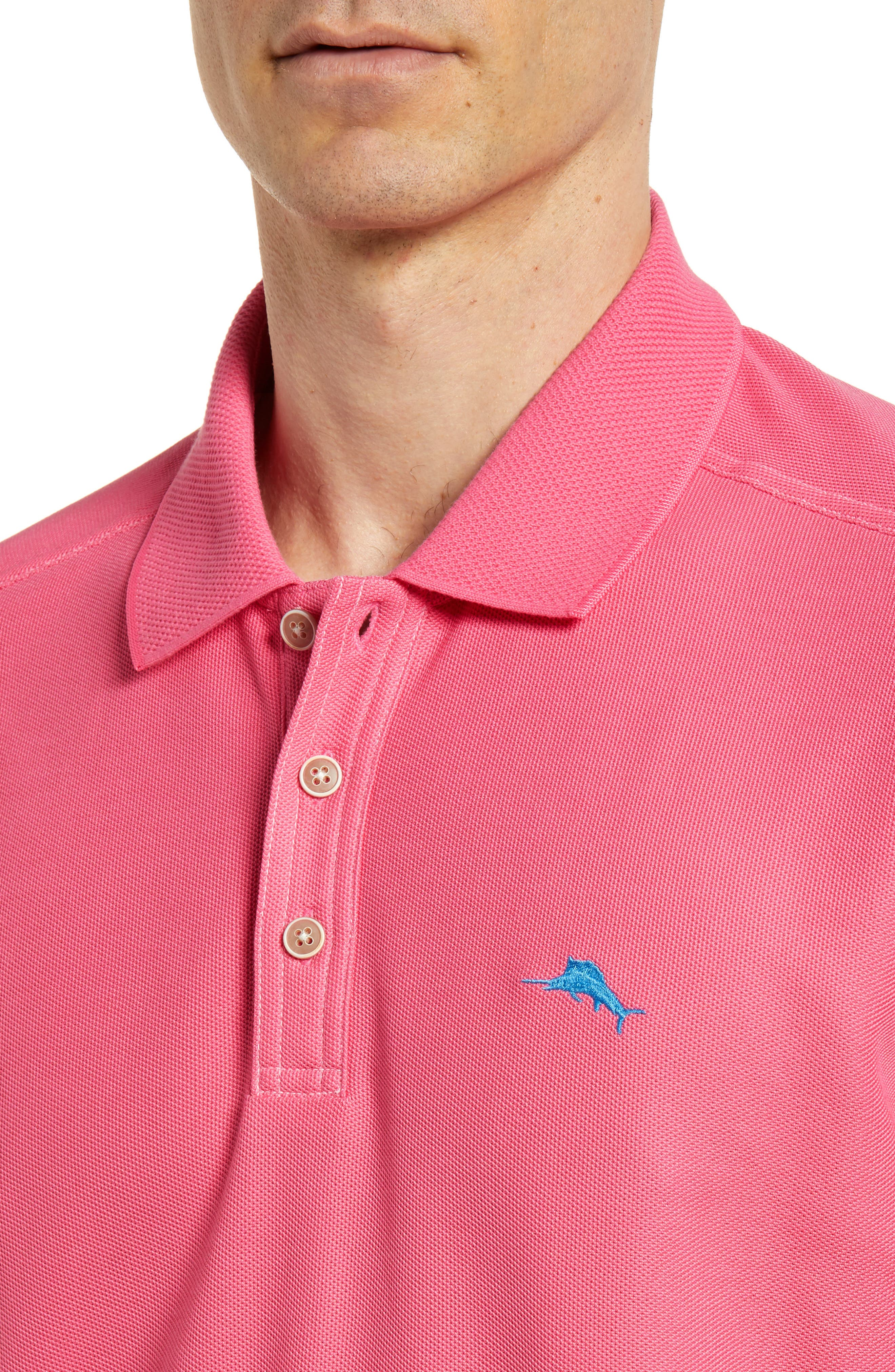 Alternate Image 4  - Tommy Bahama 'The Emfielder' Original Fit Piqué Polo