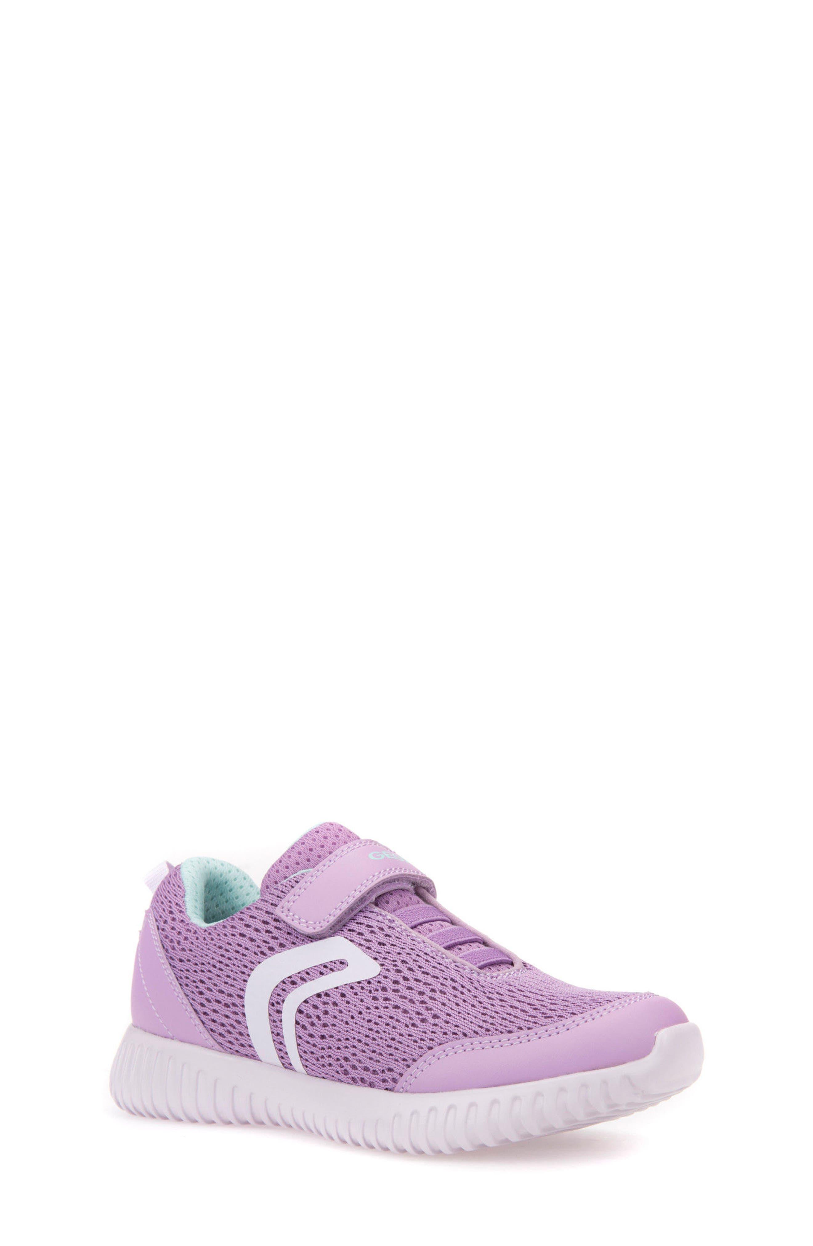 Waviness Sneaker,                             Main thumbnail 1, color,                             Lilac