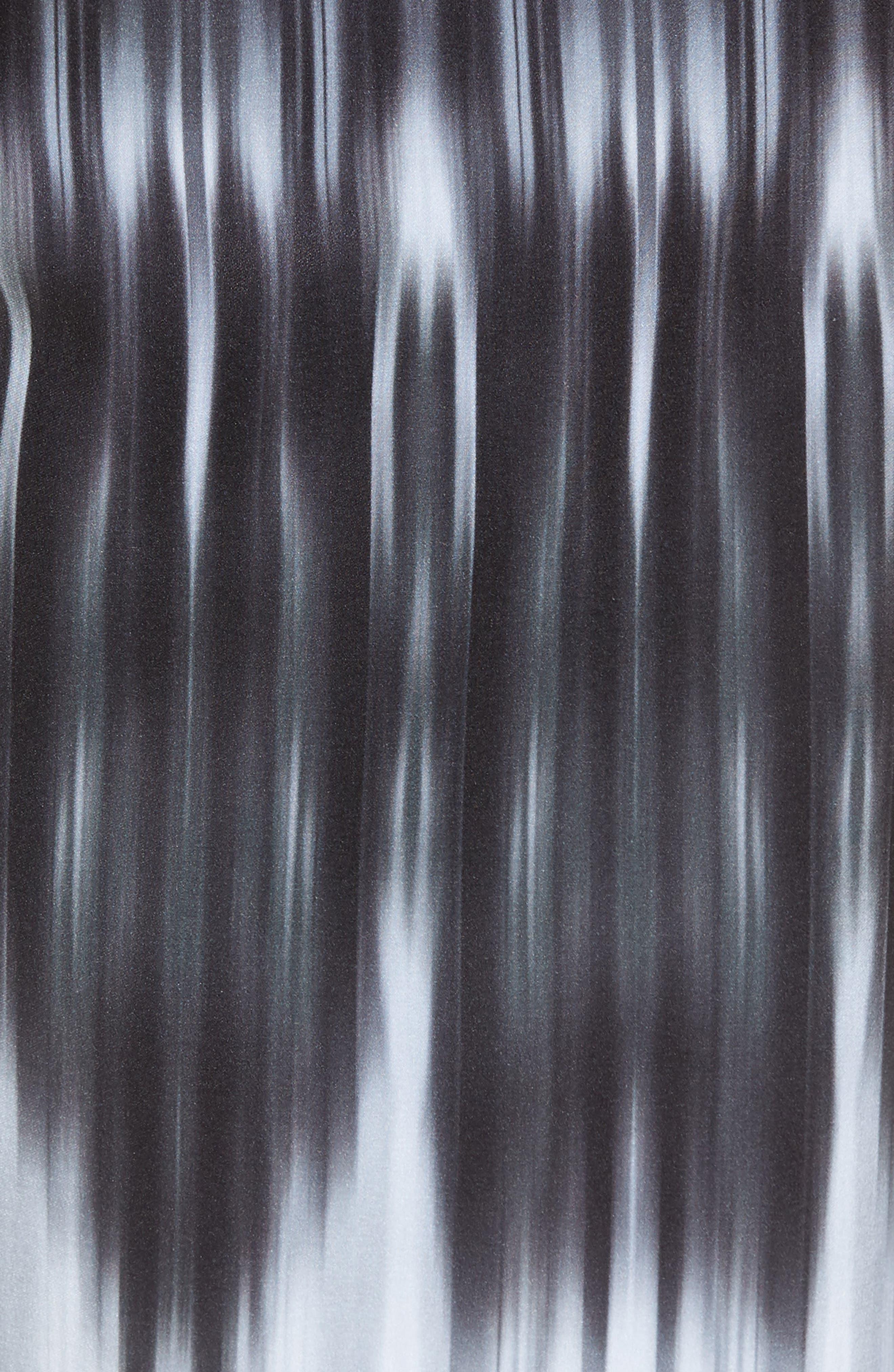 Superfreak Dimension Board Shorts,                             Alternate thumbnail 5, color,                             Black