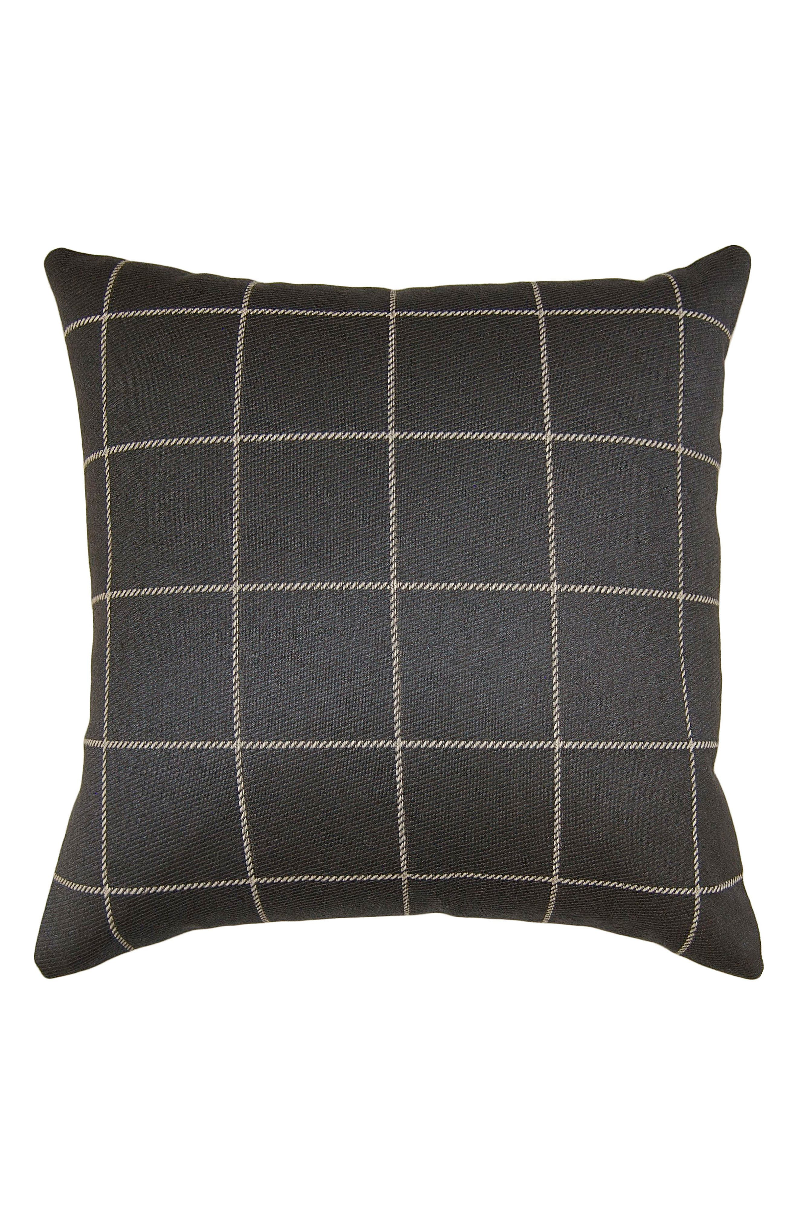 Kowloon Accent Pillow,                             Main thumbnail 1, color,                             Grey