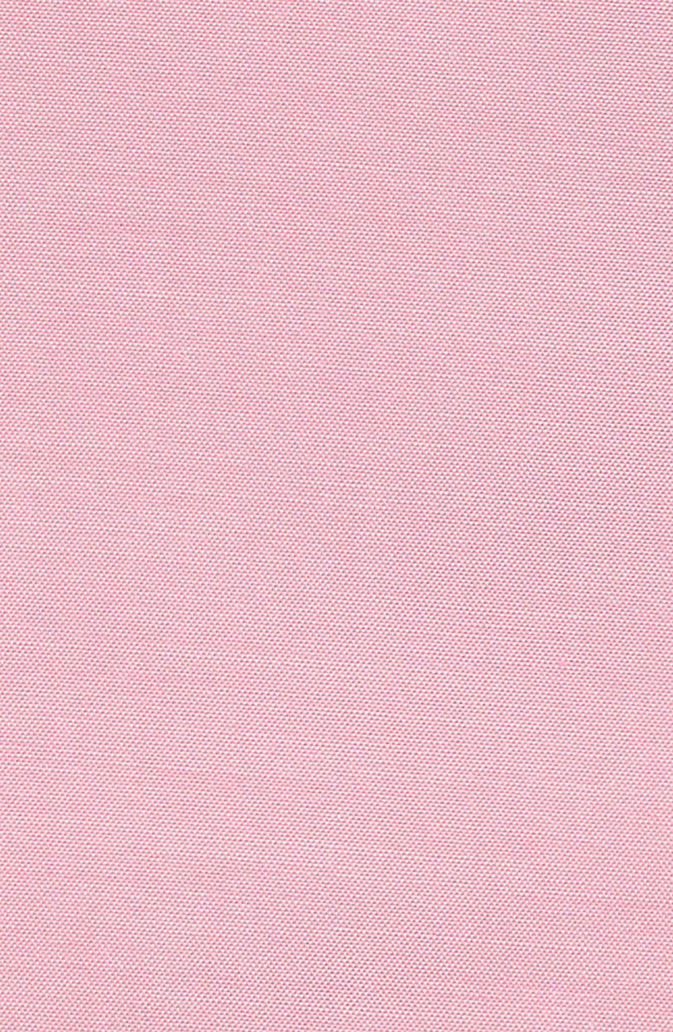 Silk Pocket Square,                             Alternate thumbnail 3, color,                             Pink