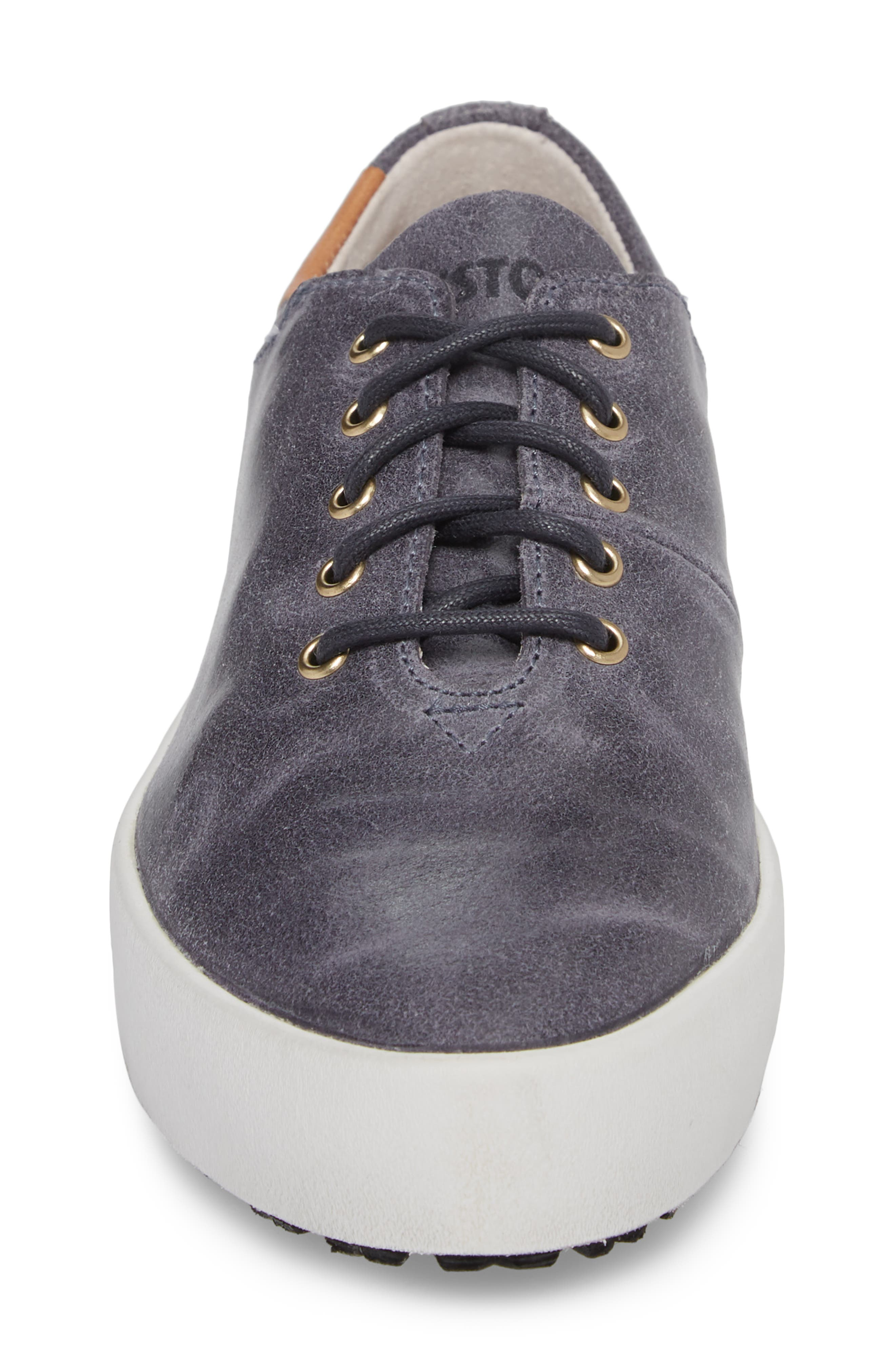 PL74 Sneaker,                             Alternate thumbnail 4, color,                             Periscope Leather