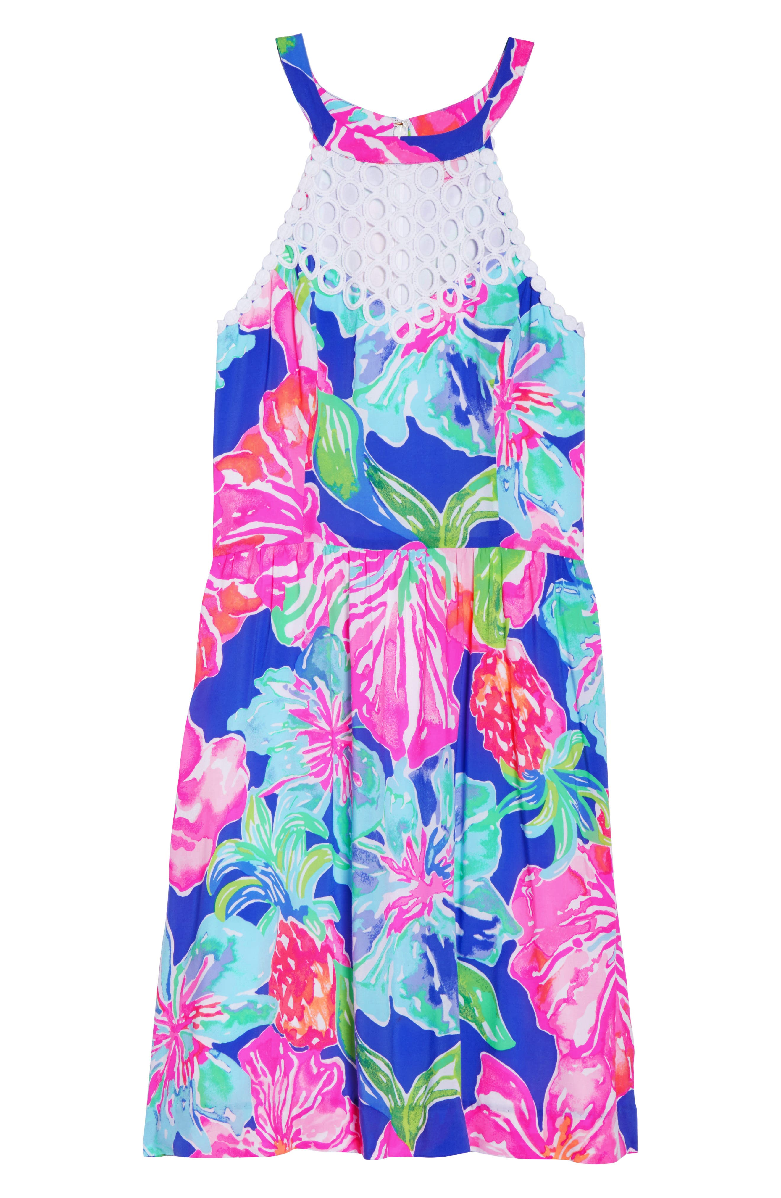 Alternate Image 6  - Lilly Pulitzer® Kinley Halter Dress