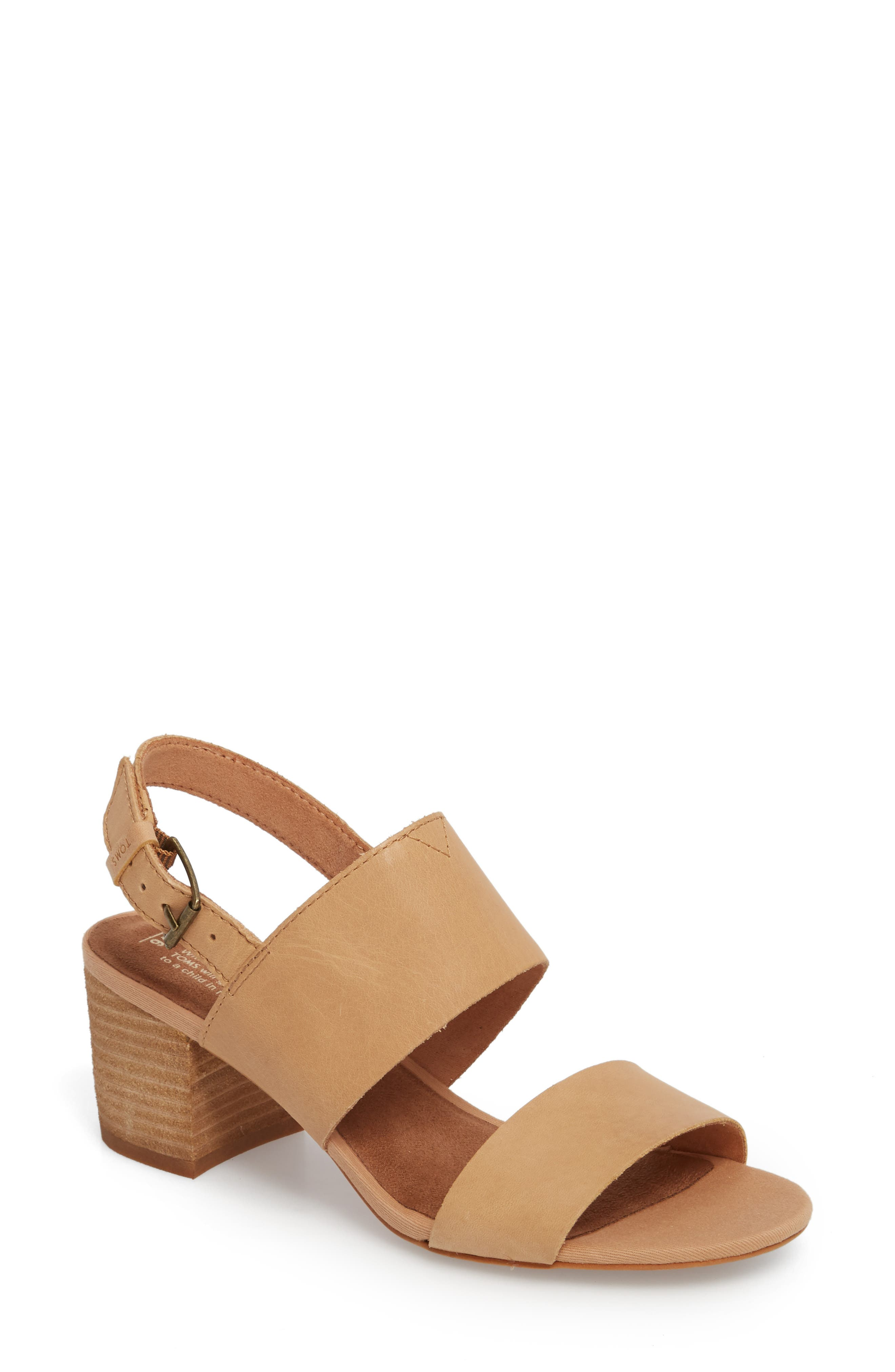 TOMS Poppy Sandal (Women)