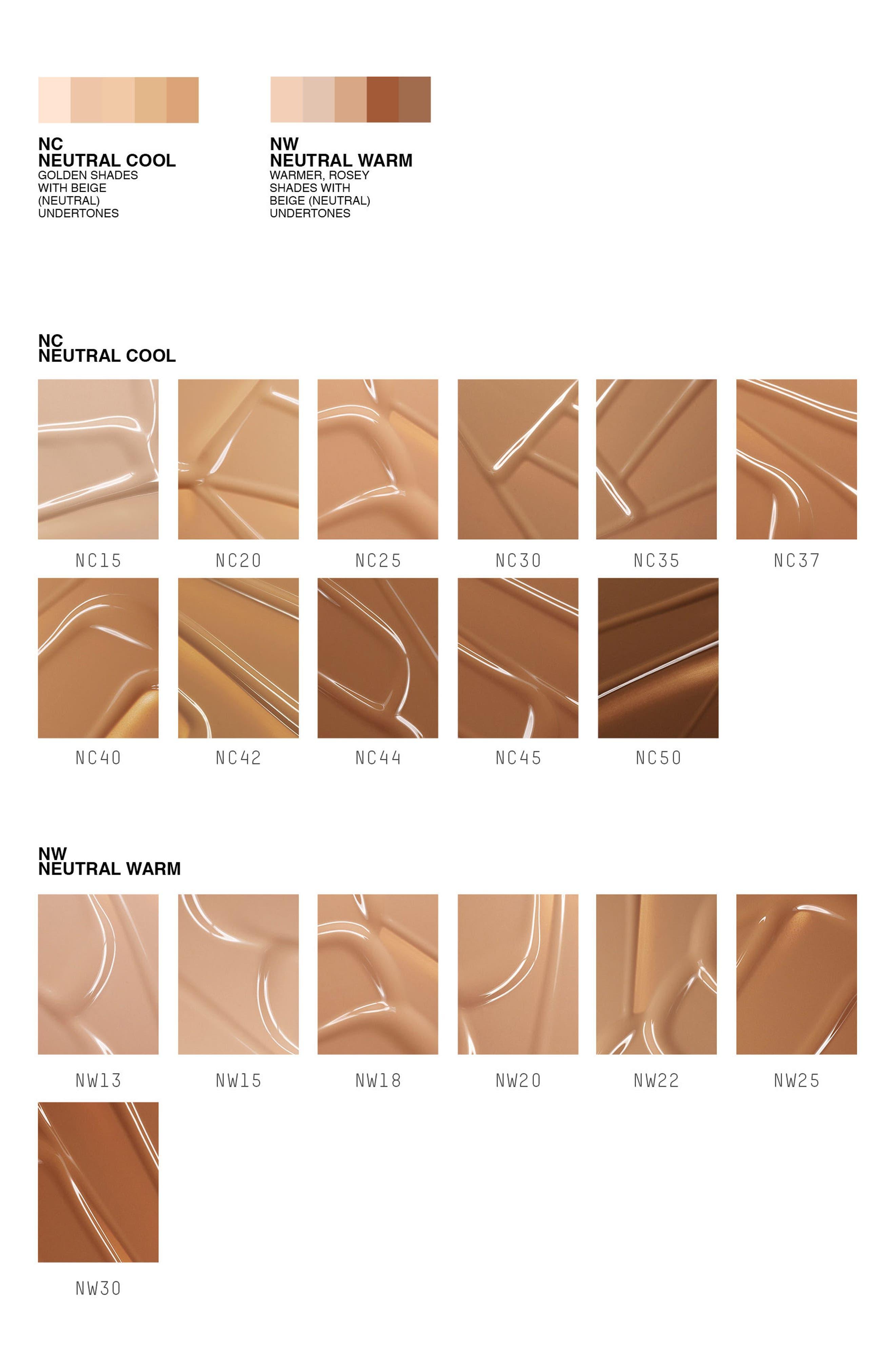 MAC Mineralize Moisture Foundation Broad Spectrum SPF 15,                             Alternate thumbnail 2, color,