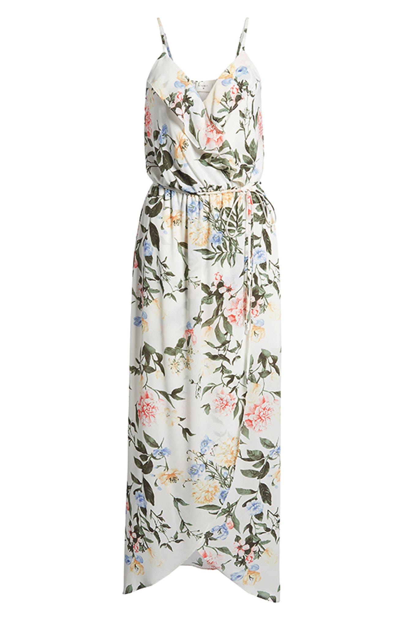 Alternate Image 7  - Everly Ruffle Wrap Maxi Dress