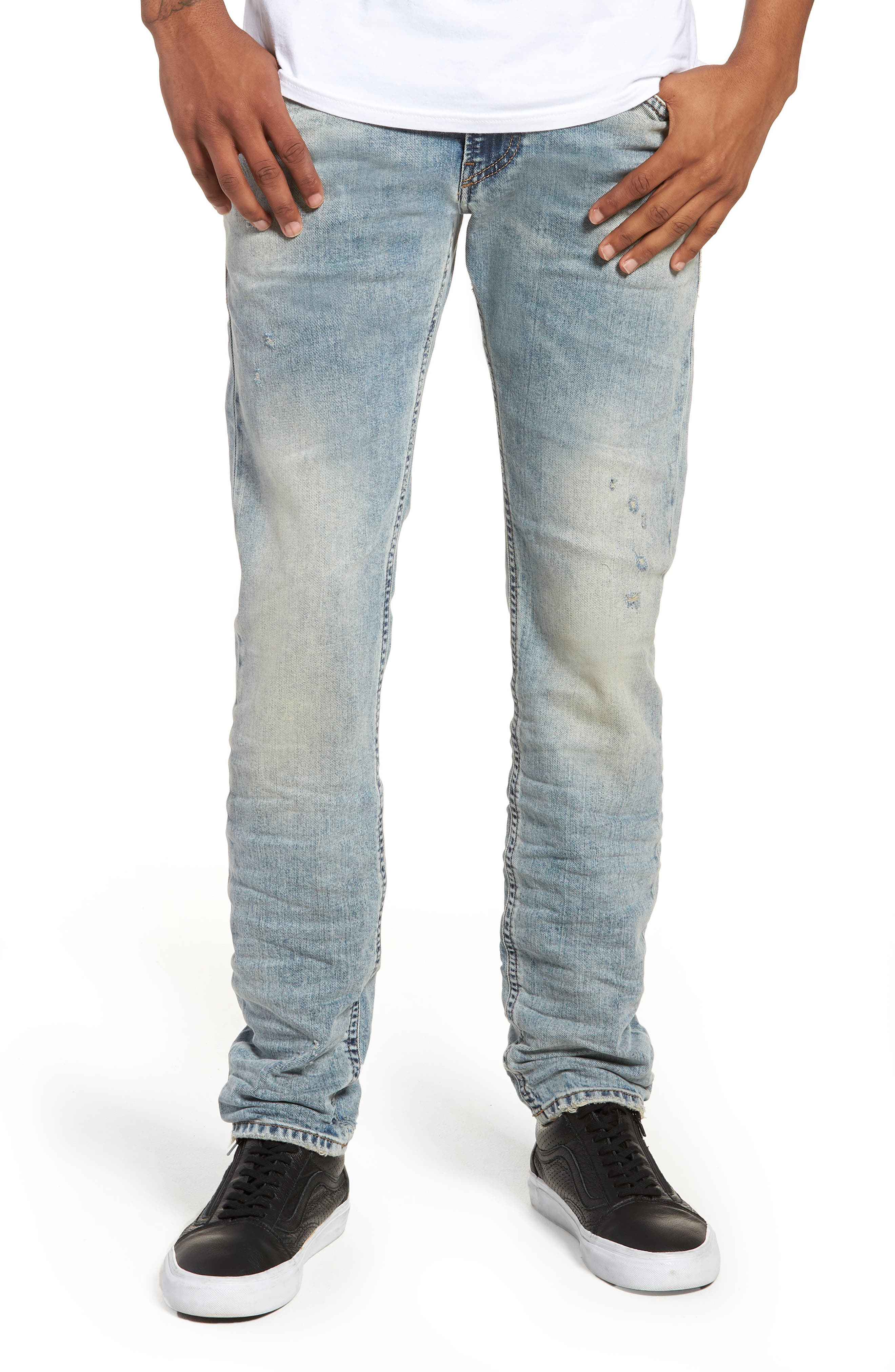 Thommer Skinny Fit Jeans,                             Main thumbnail 1, color,                             084Rf