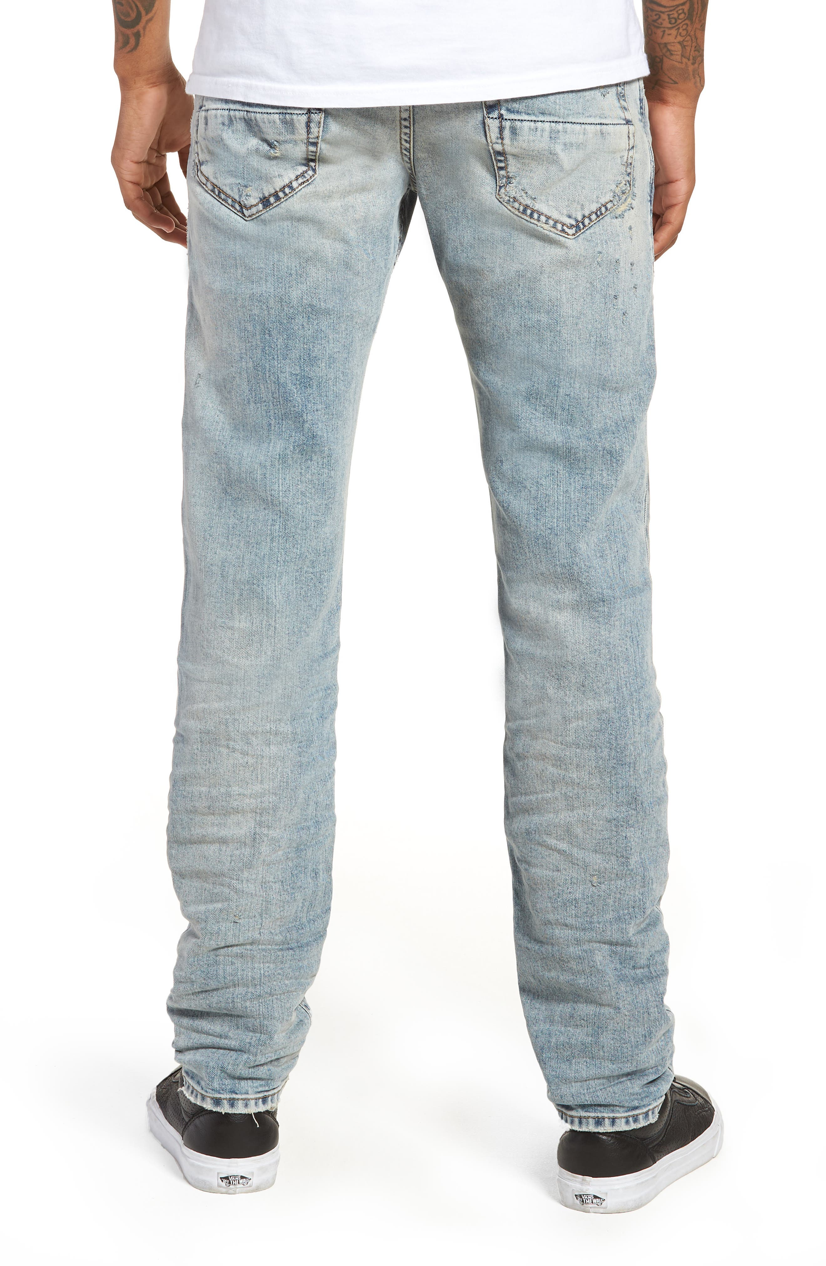 Thommer Skinny Fit Jeans,                             Alternate thumbnail 2, color,                             084Rf