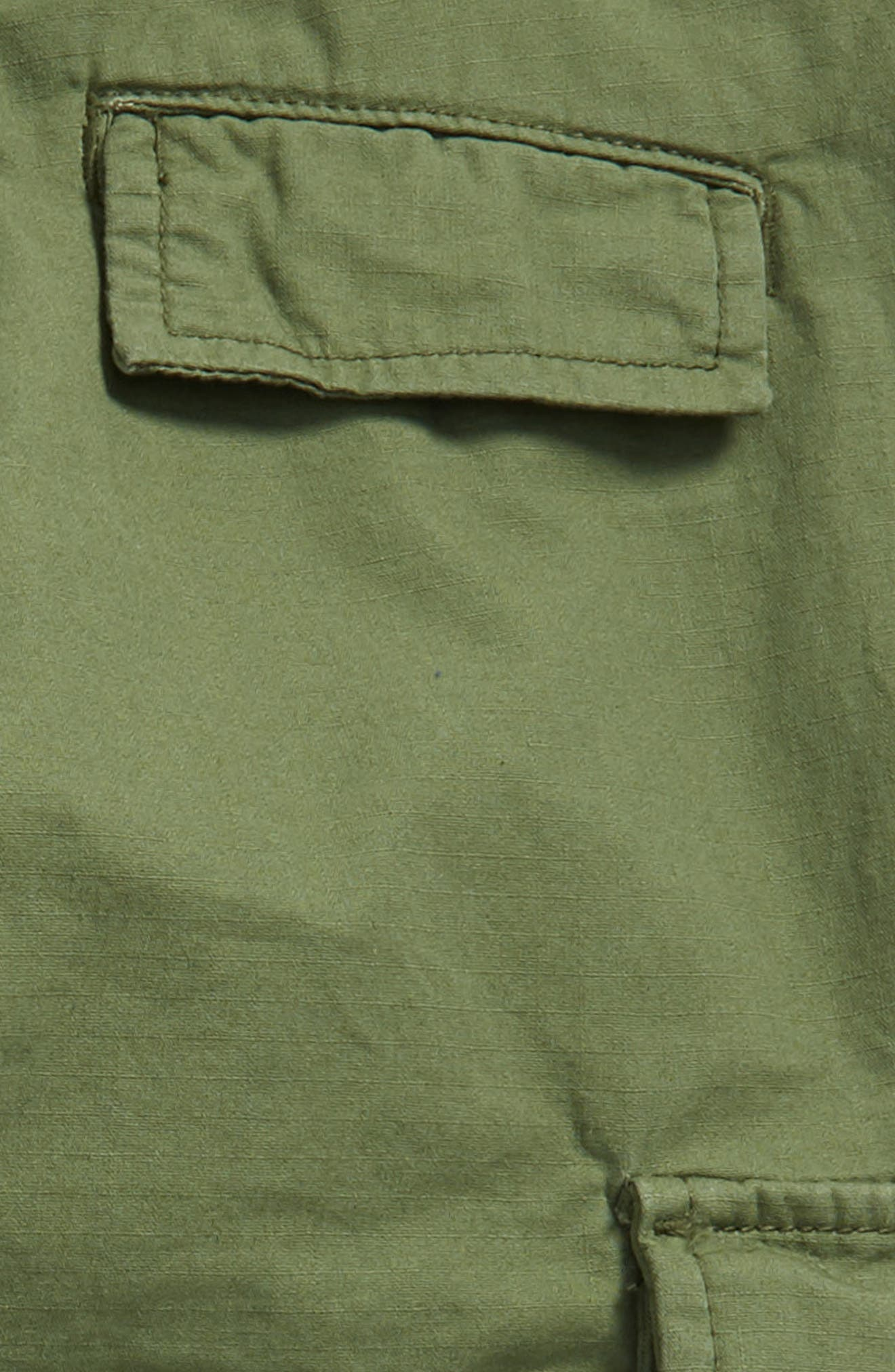 Cargo Pants,                             Alternate thumbnail 3, color,                             Green Agave