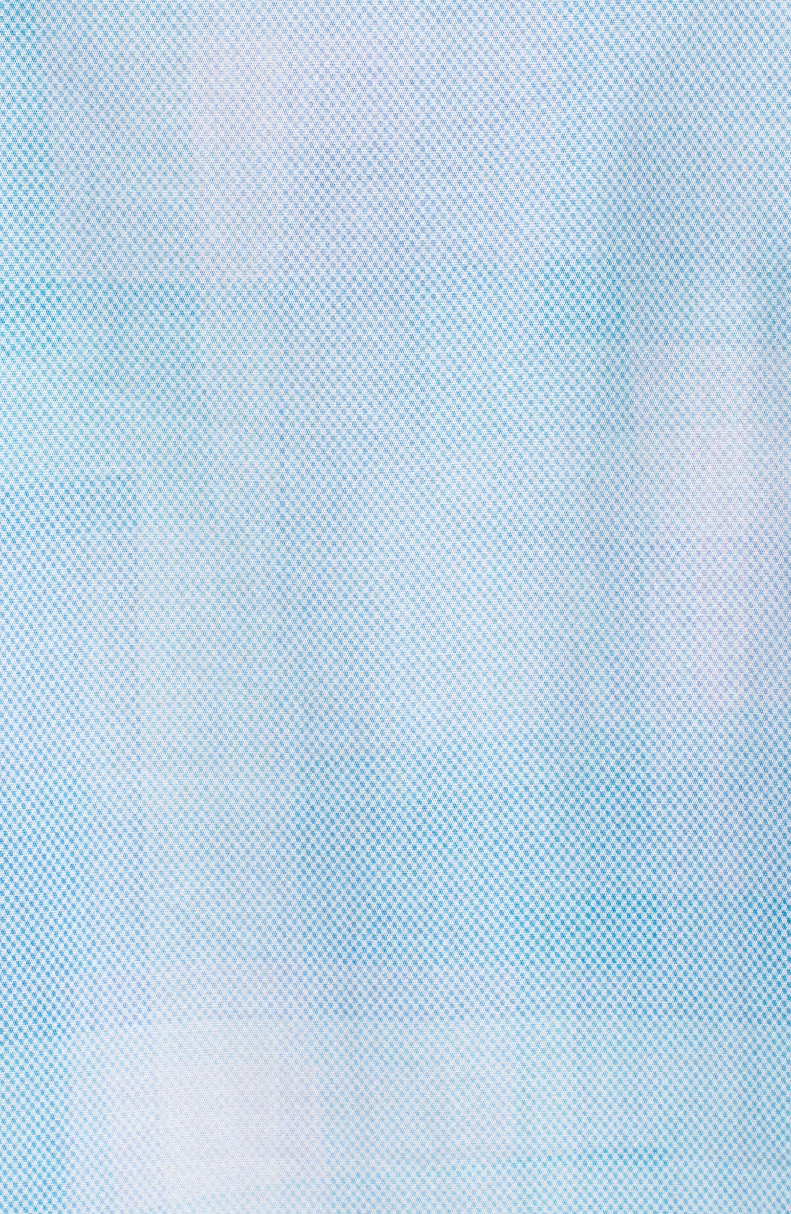 Plaid Sport Shirt,                             Alternate thumbnail 5, color,                             Mint