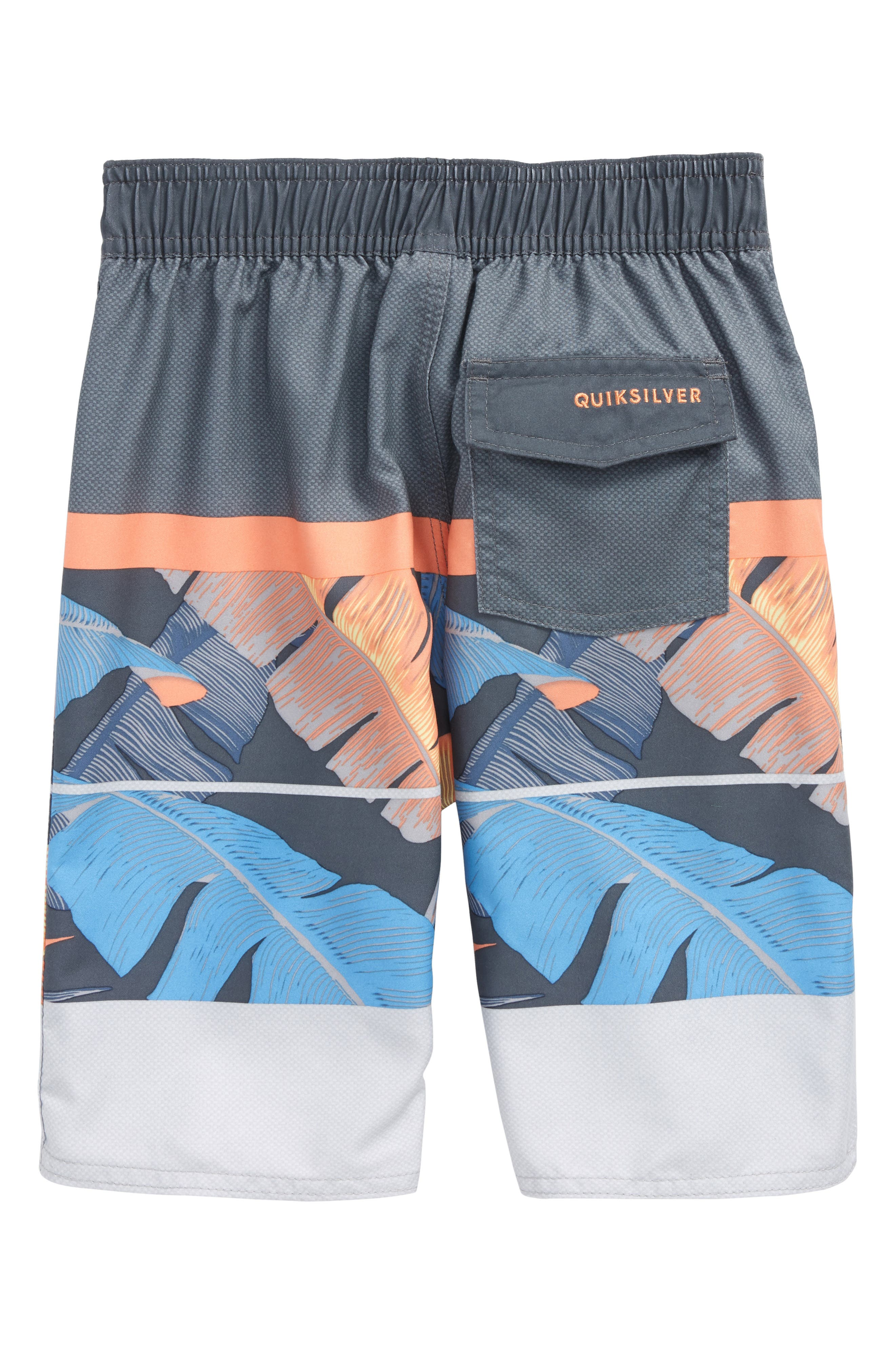 Alternate Image 2  - Quiksilver Slab Island Board Shorts (Toddler Boys & Little Boys)