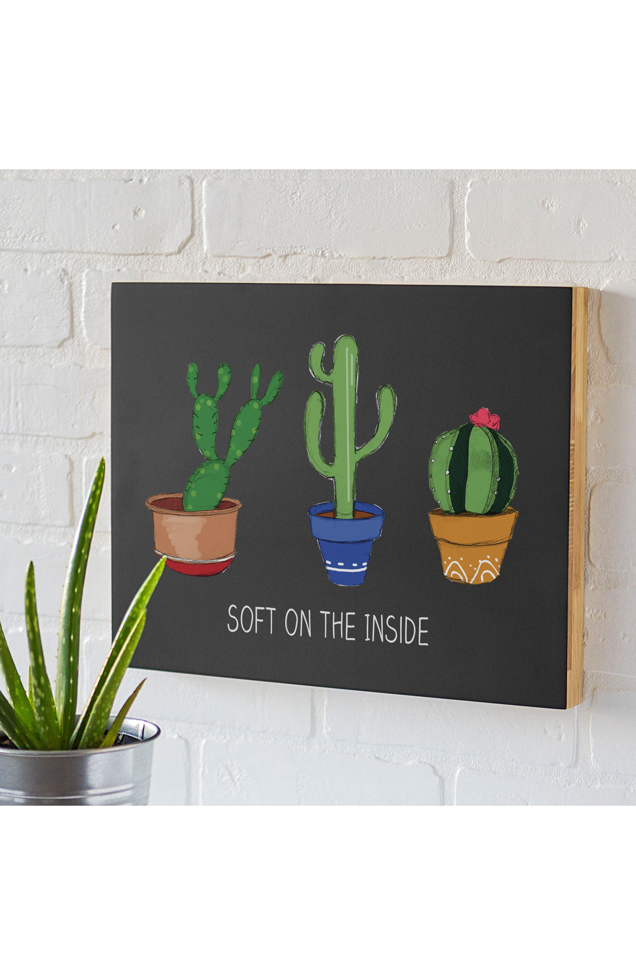 Cactus Chalkboard,                             Alternate thumbnail 5, color,