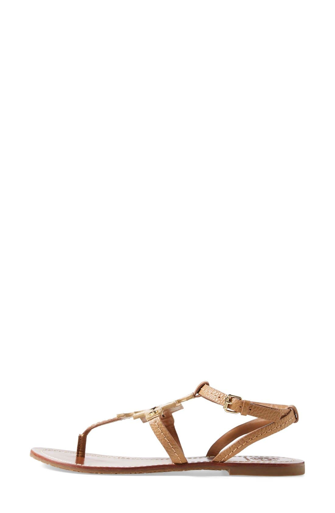 Alternate Image 4  - Tory Burch 'Chandler' Leather Sandal (Women)