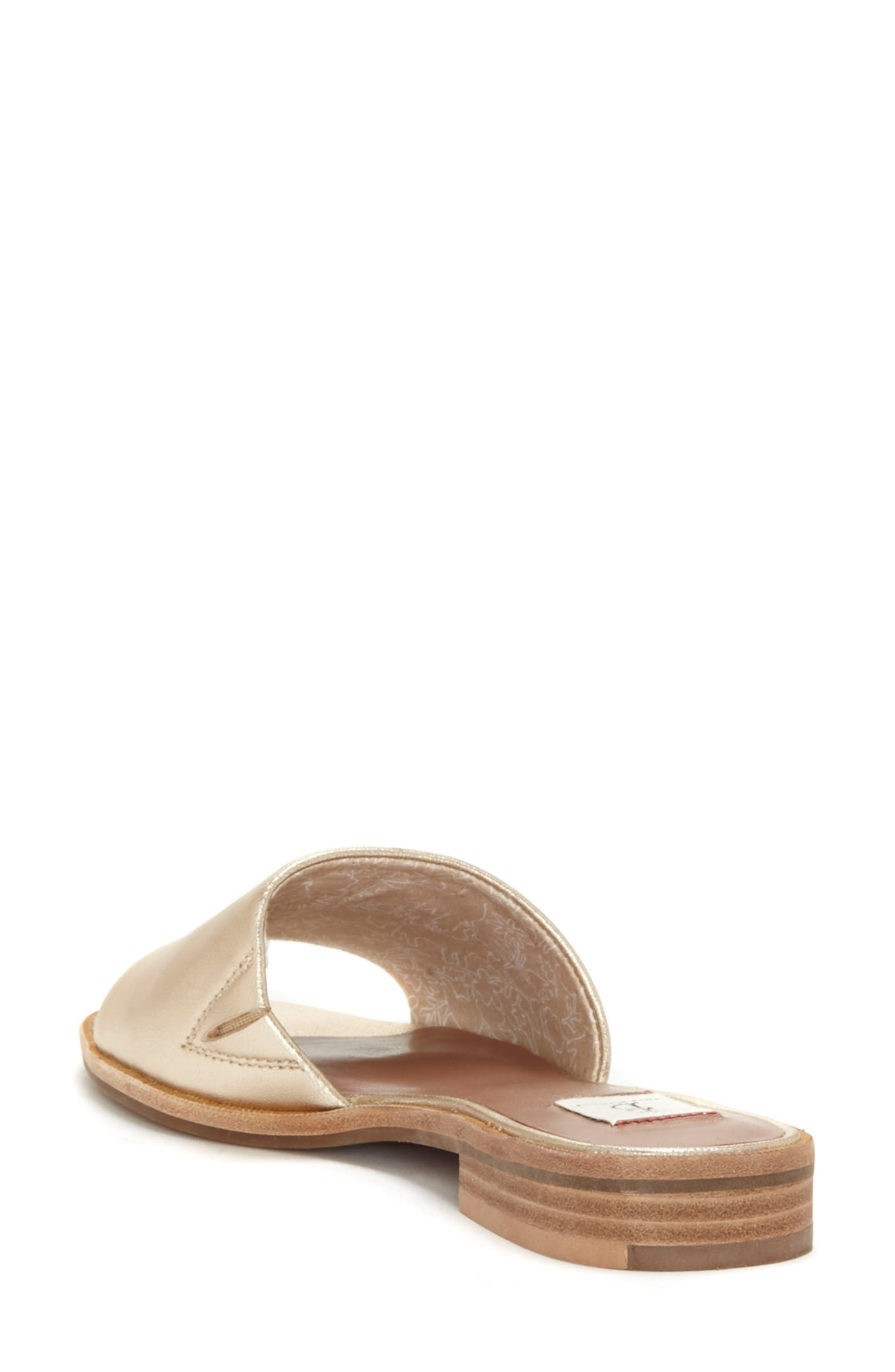 Solay Sandal,                             Alternate thumbnail 2, color,                             Prosecco Leather