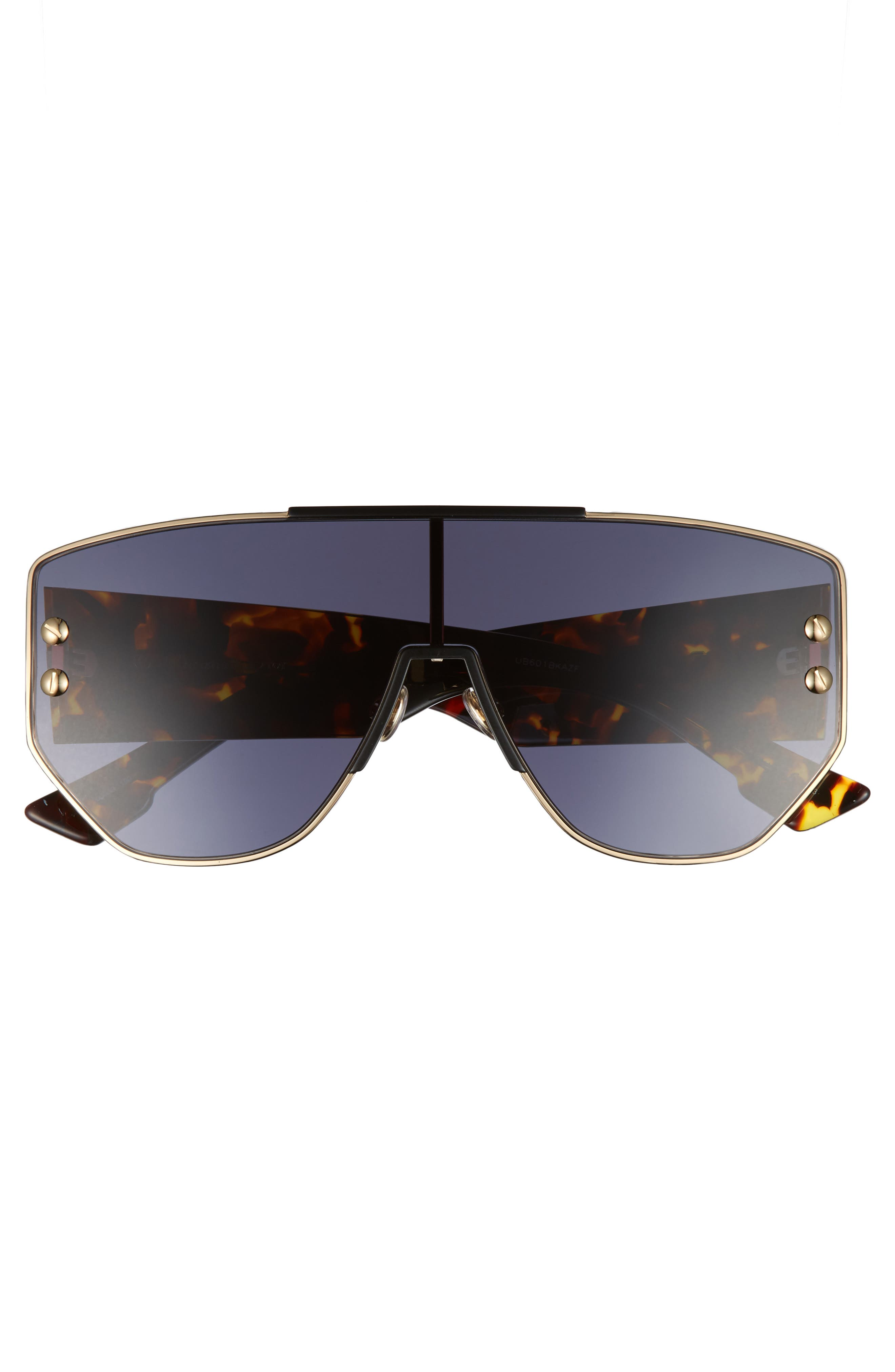 Alternate Image 3  - Dior 72mm Rimless Shield Sunglasses
