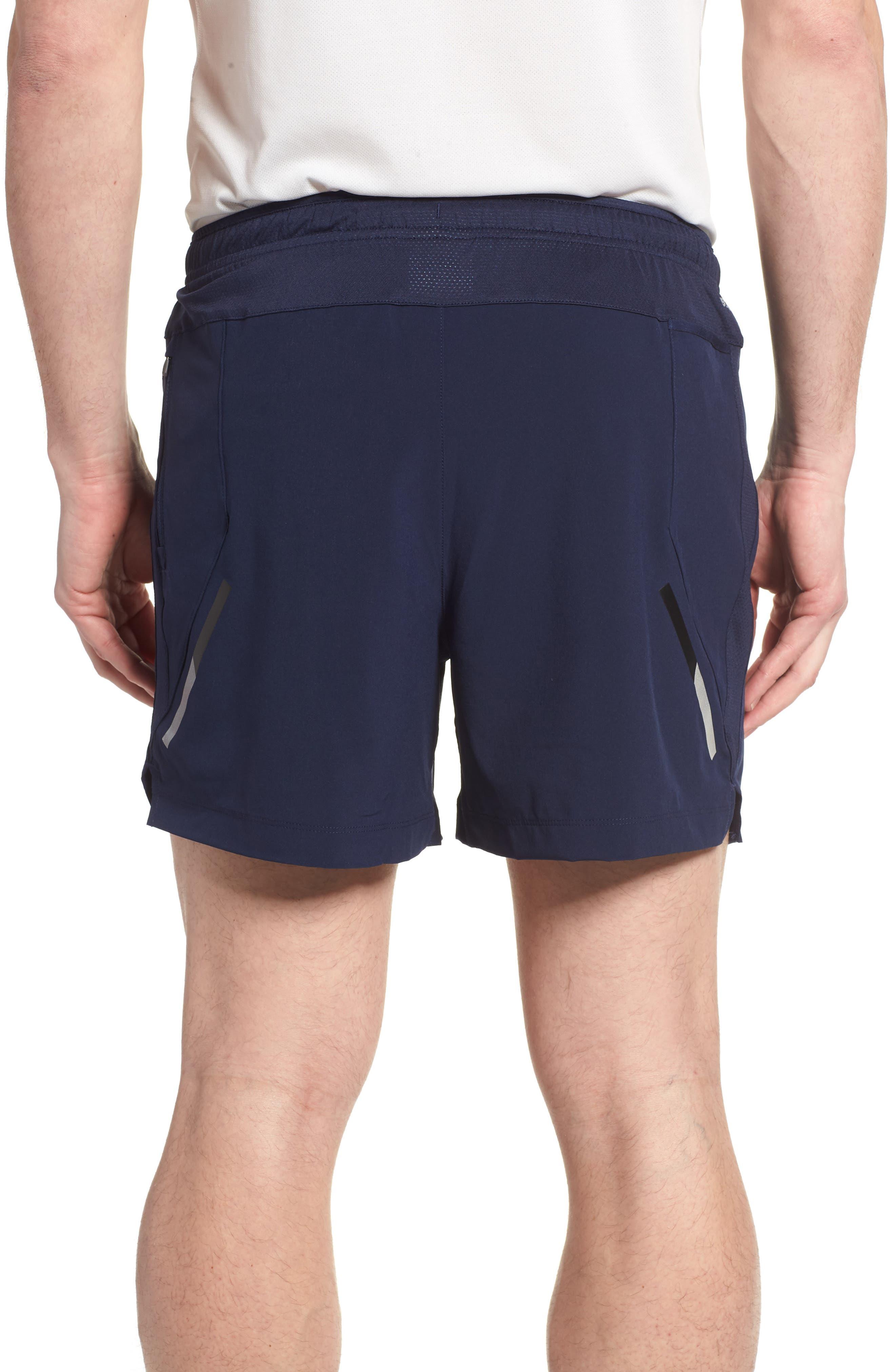 Alternate Image 2  - New Balance Impact Shorts