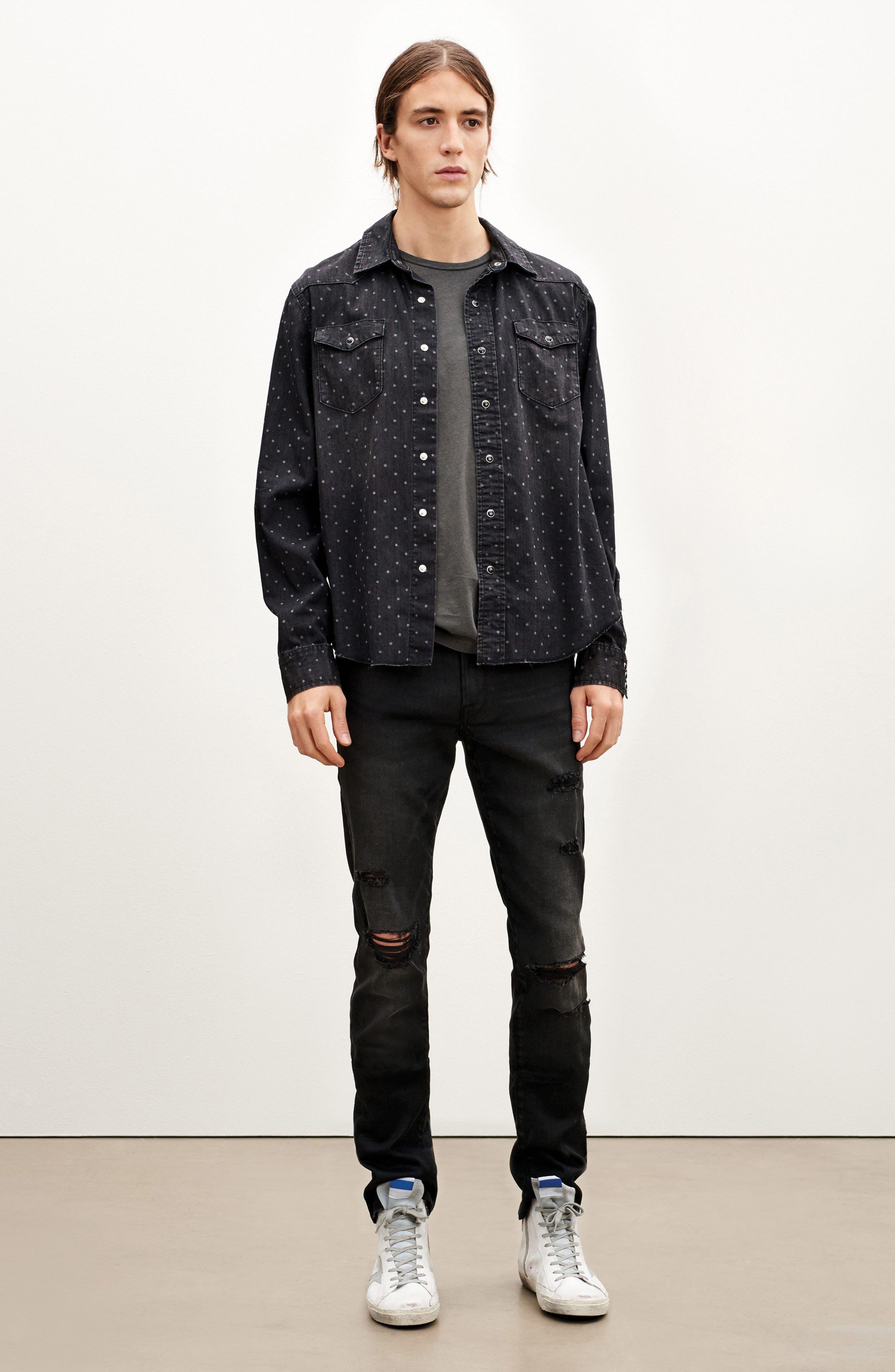 L'Homme Slim Fit Jeans,                             Alternate thumbnail 7, color,