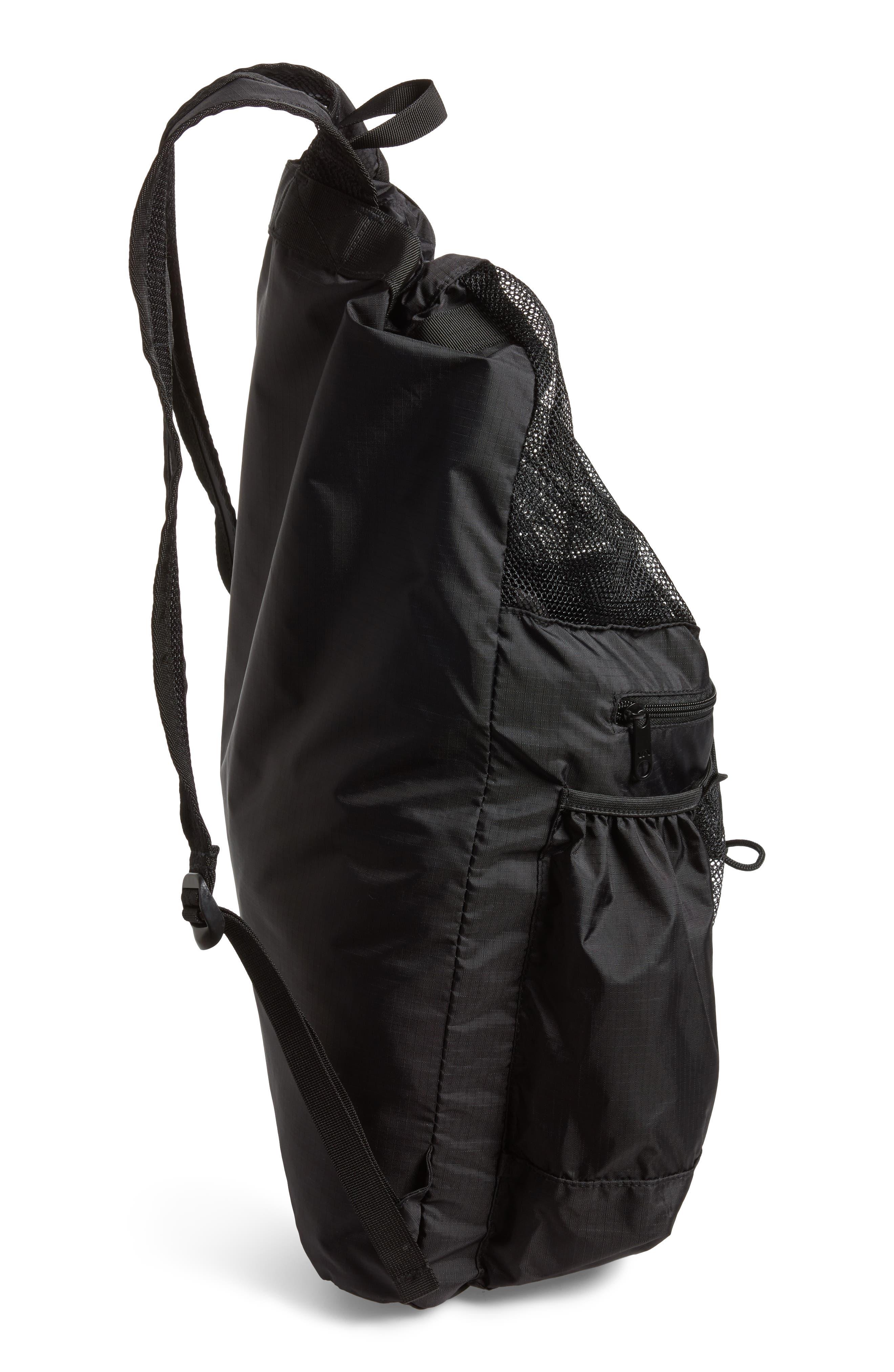Alternate Image 4  - RVCA Ripstop Mesh Backpack