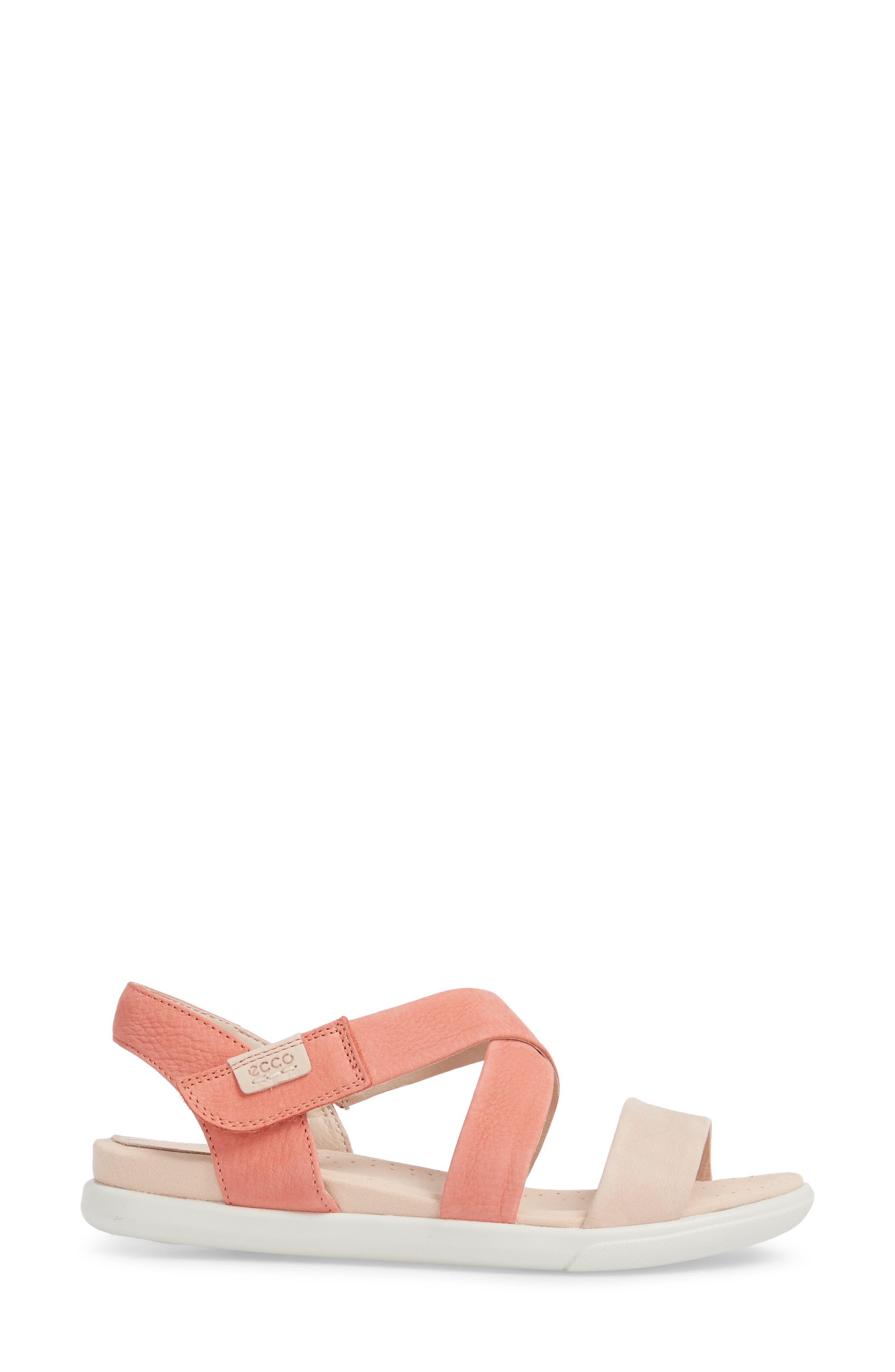 Alternate Image 3  - ECCO Damara Cross-Strap Sandal (Women)