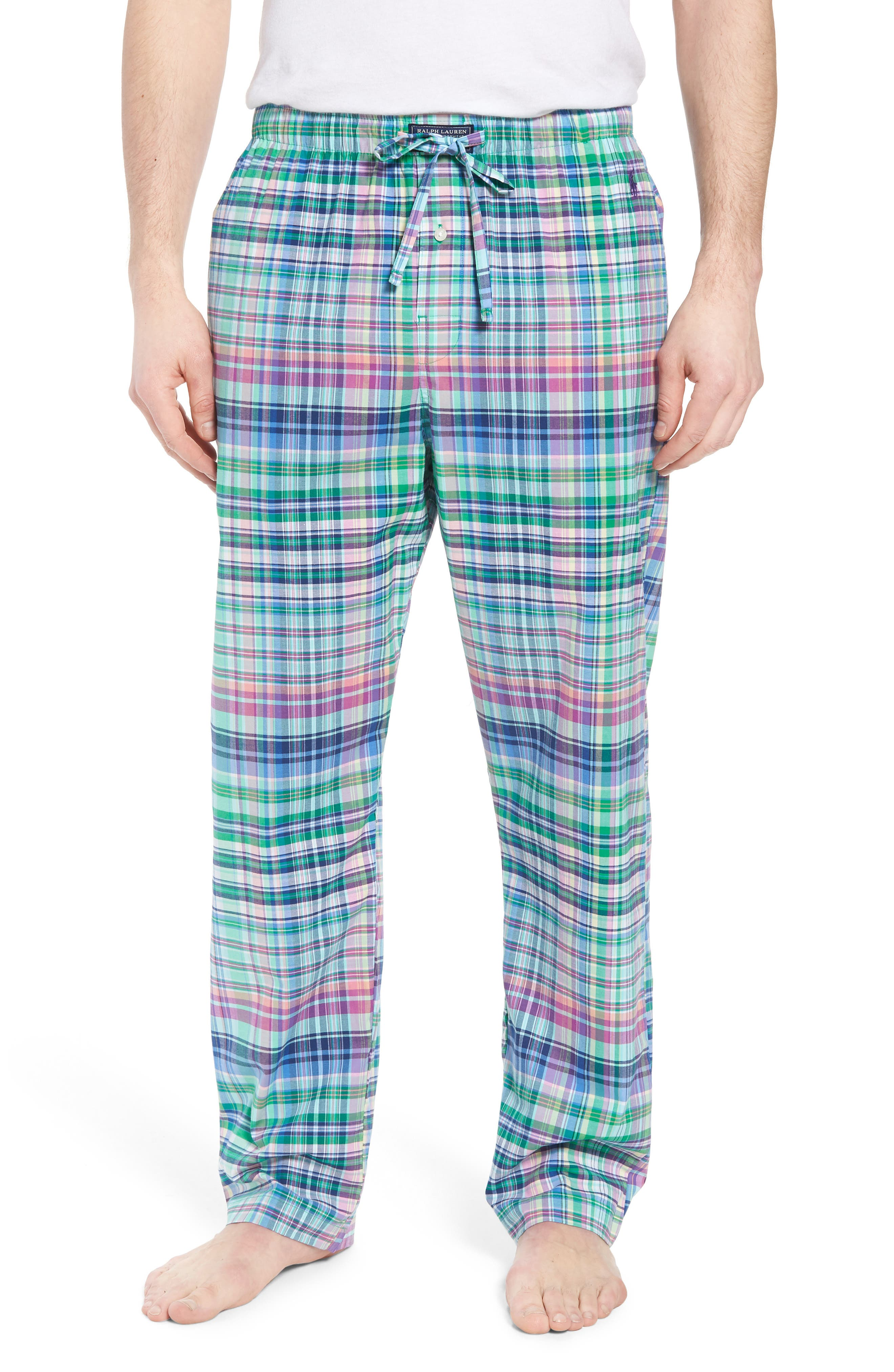 Polo Ralph Lauren Stretch Cotton Lounge Pants