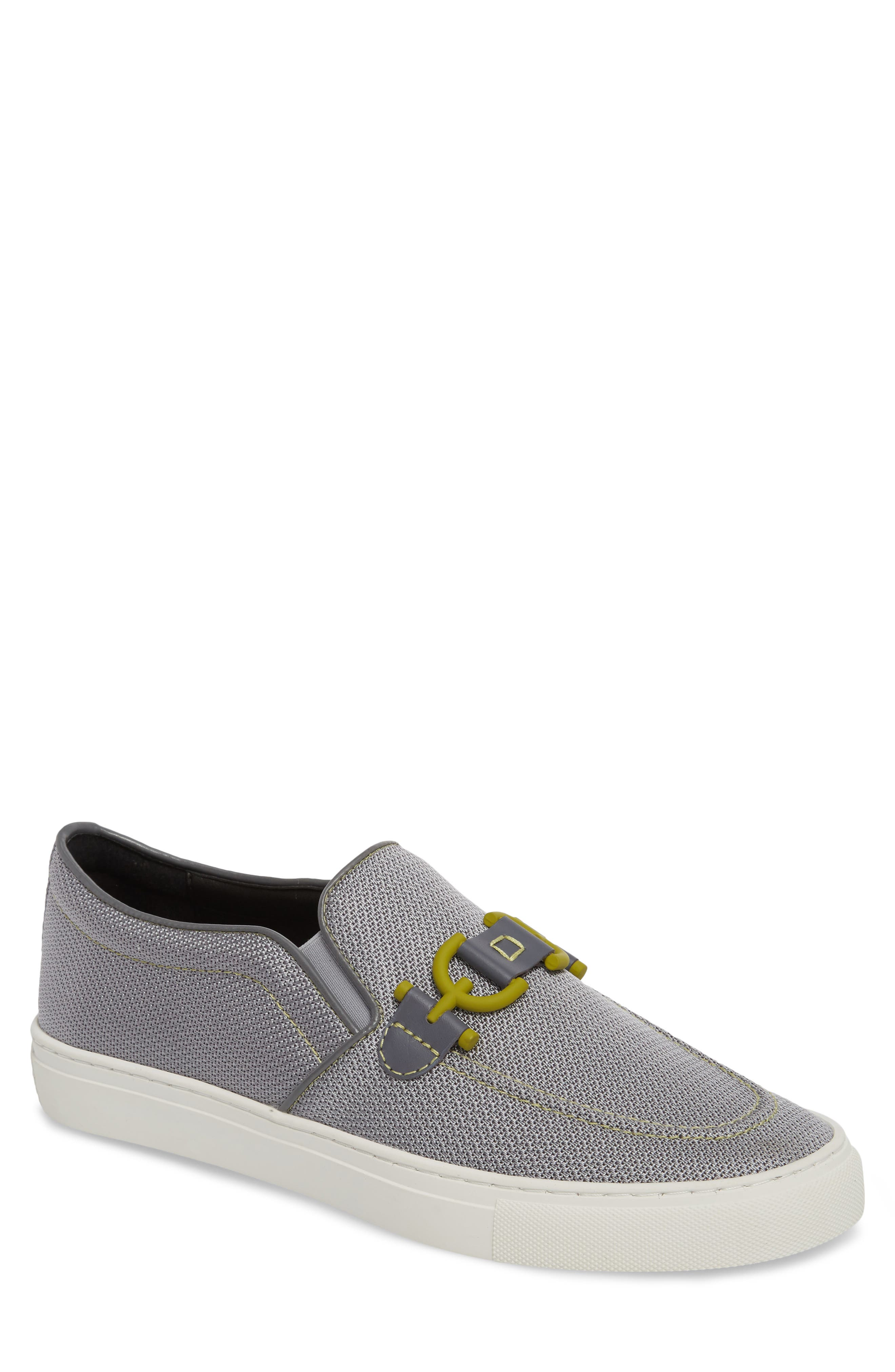 Donald Pliner Andor Bit Slip-On Sneaker (Men)