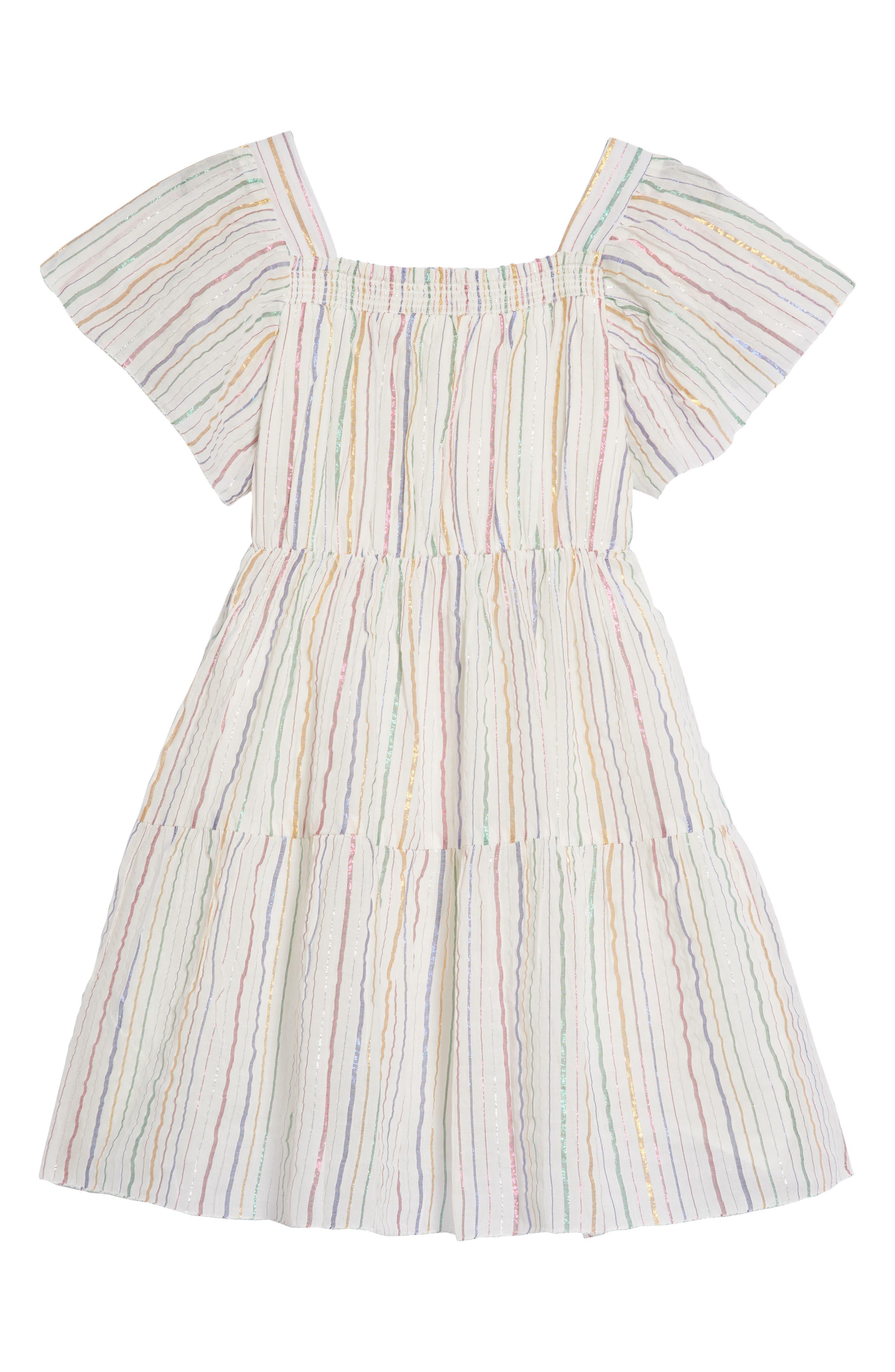 Sienna Dress,                             Alternate thumbnail 2, color,                             Rose Gold