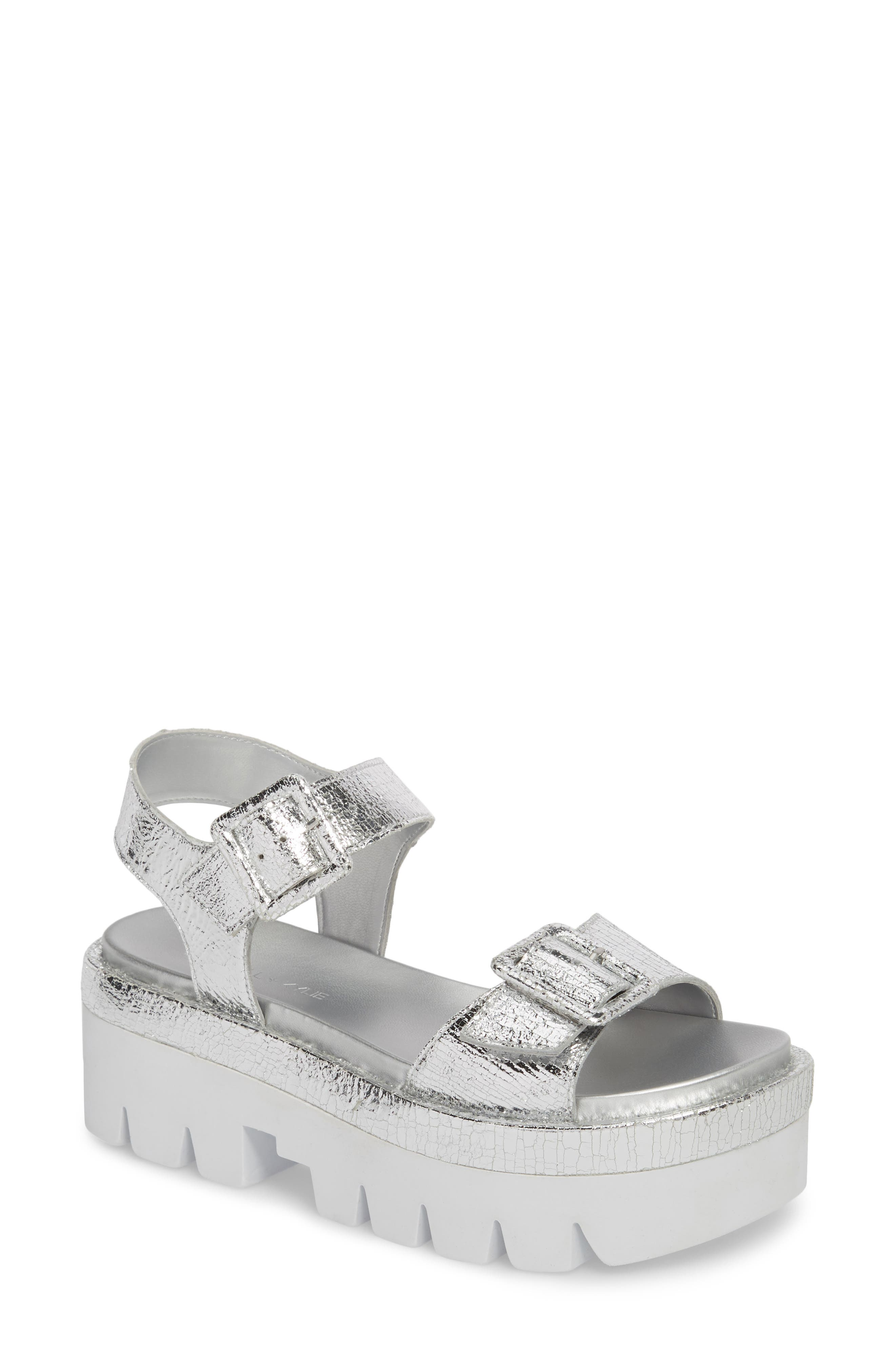 KENDALL + KYLIE Wave Platform Sandal (Women)
