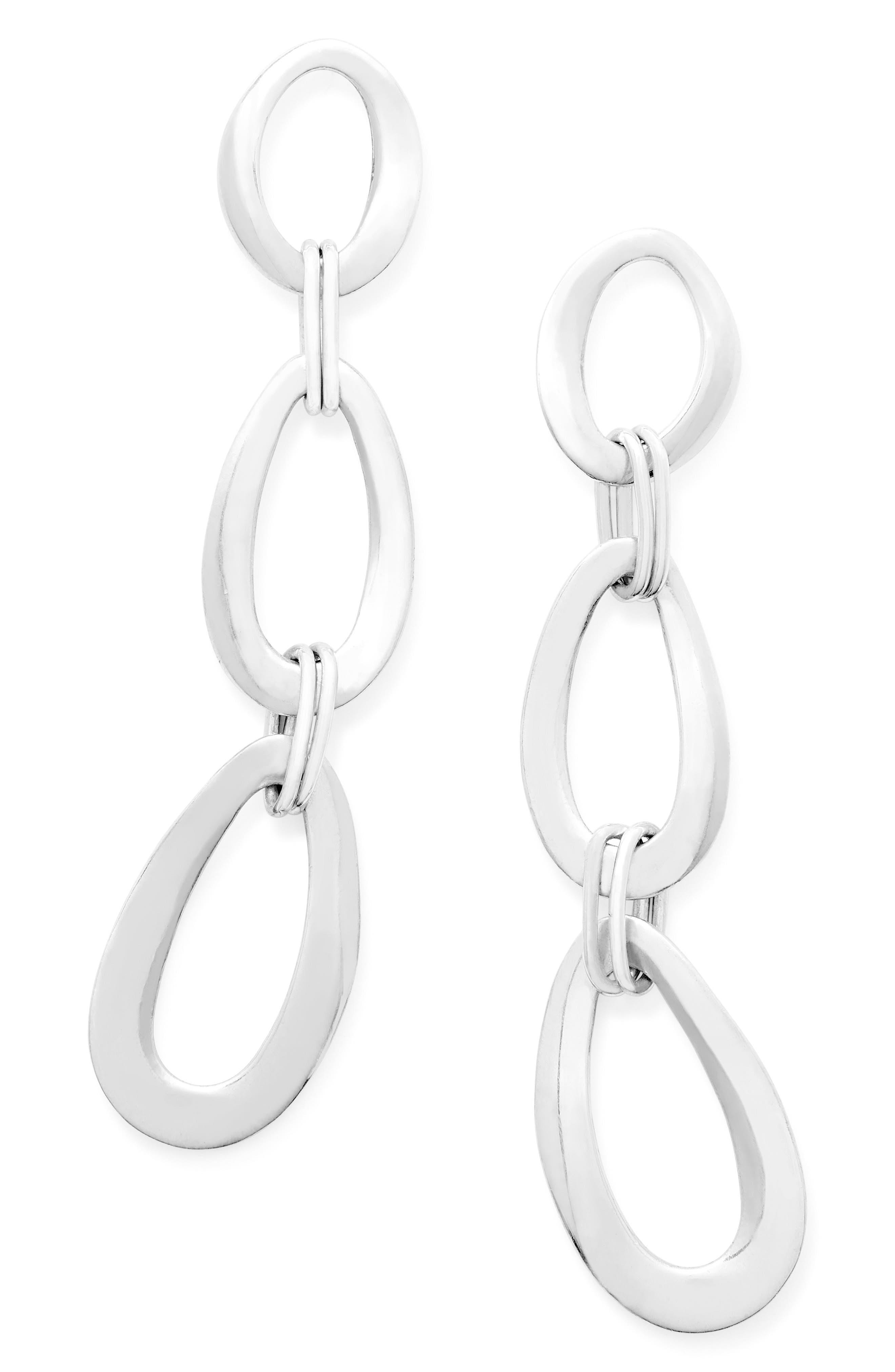 Ippolita Cherish Triple Post Drop Earrings