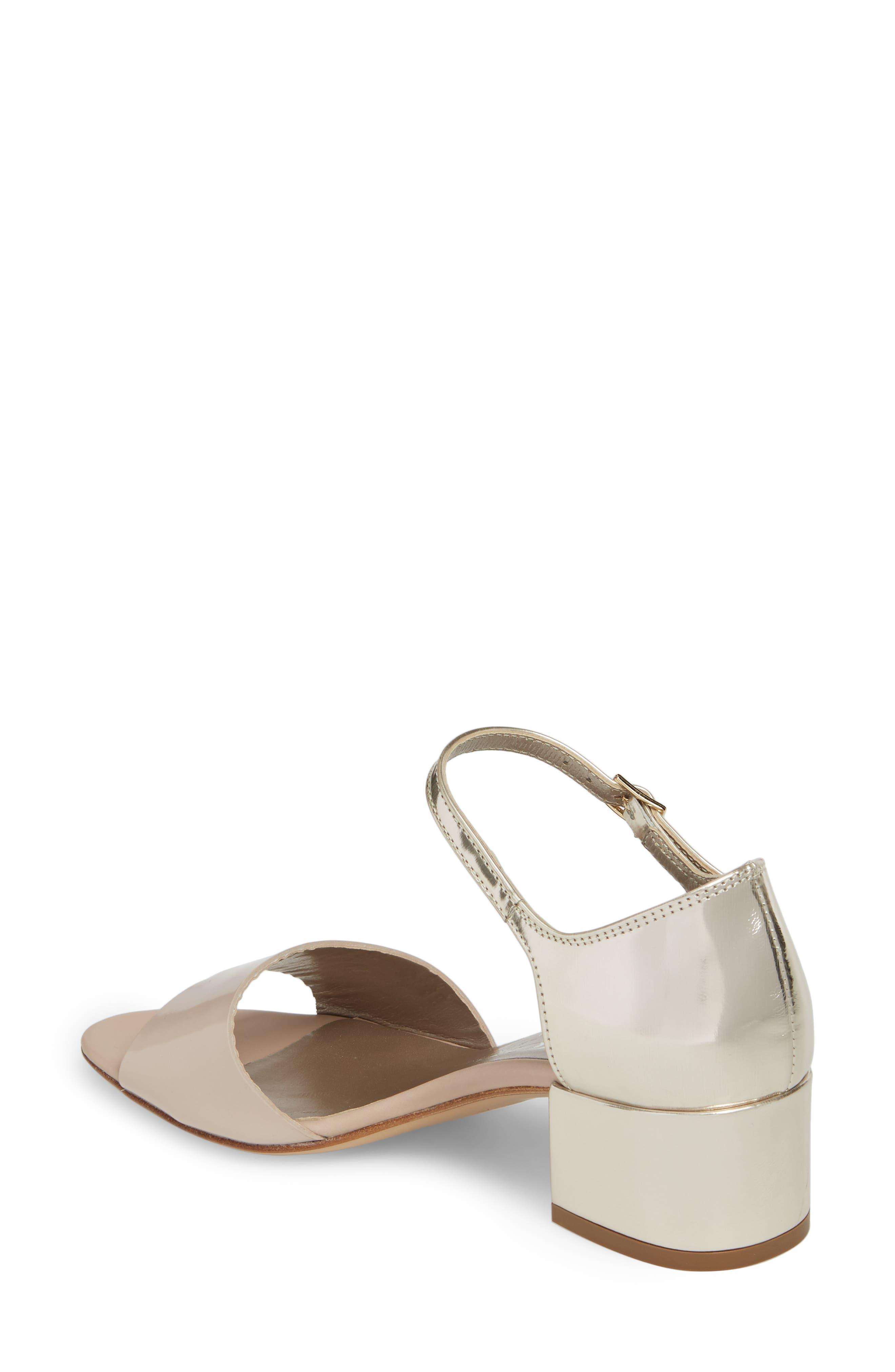 Alternate Image 2  - AGL Quarter Strap Sandal (Women)