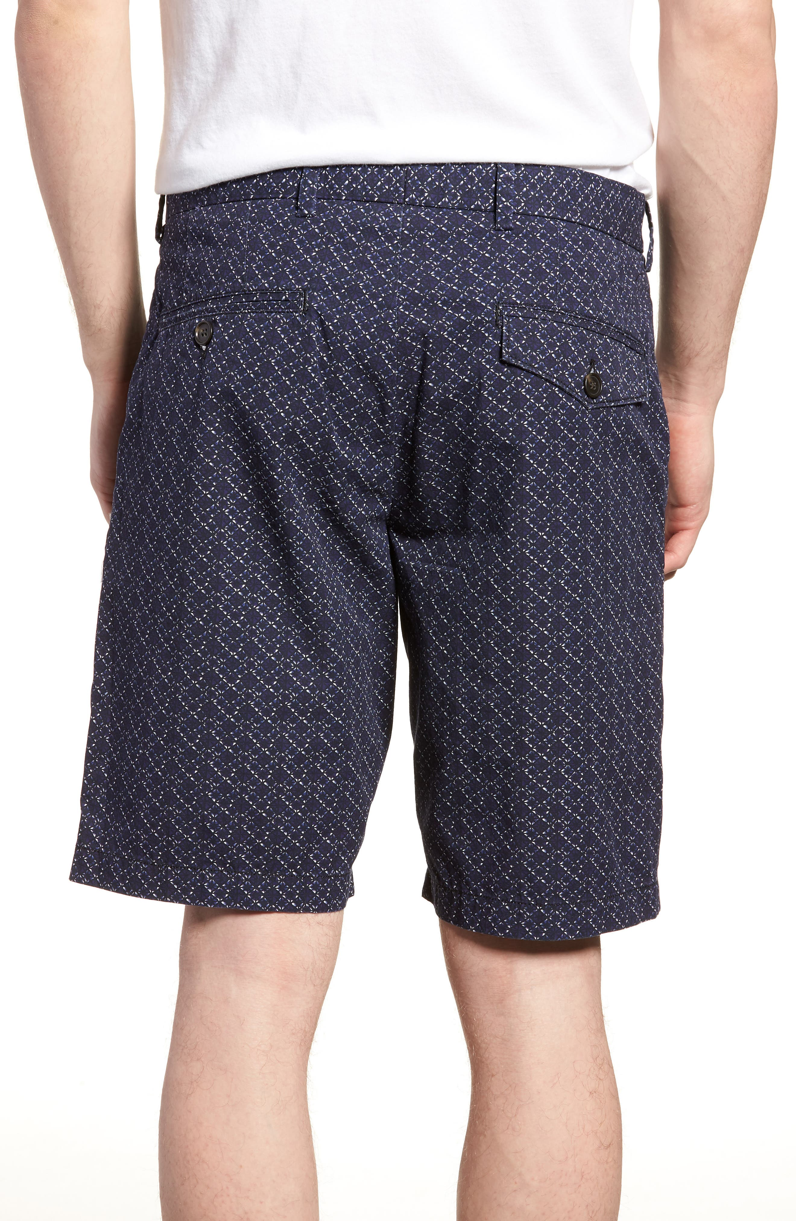 Kast Tile Shorts,                             Alternate thumbnail 2, color,                             Deep Cobalt