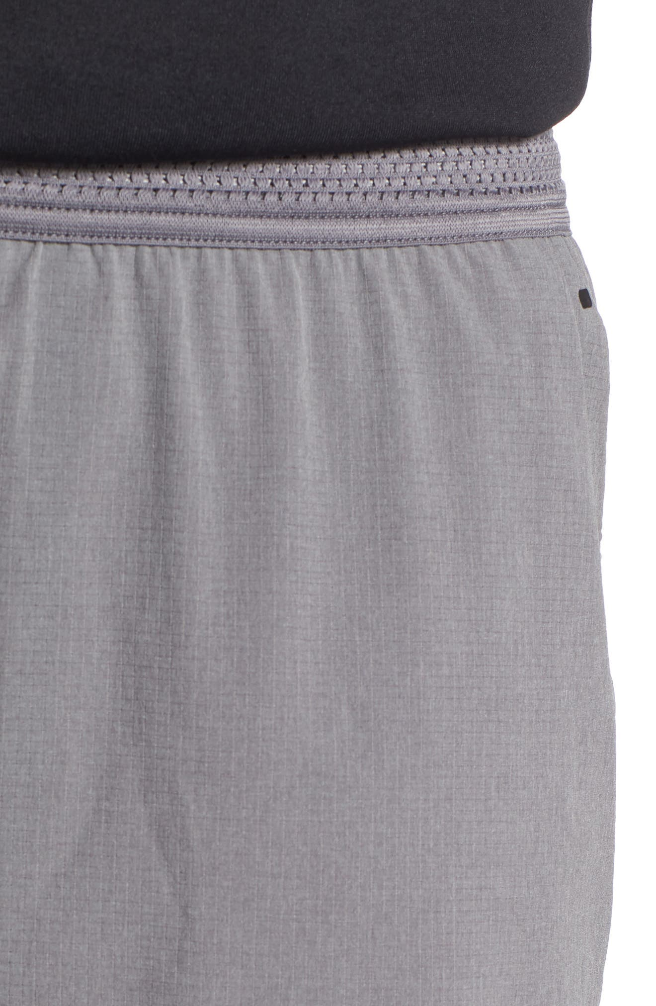 Repel 3.0 Flex Training Shorts,                             Alternate thumbnail 4, color,                             Gun Smoke/ Grey/ Black