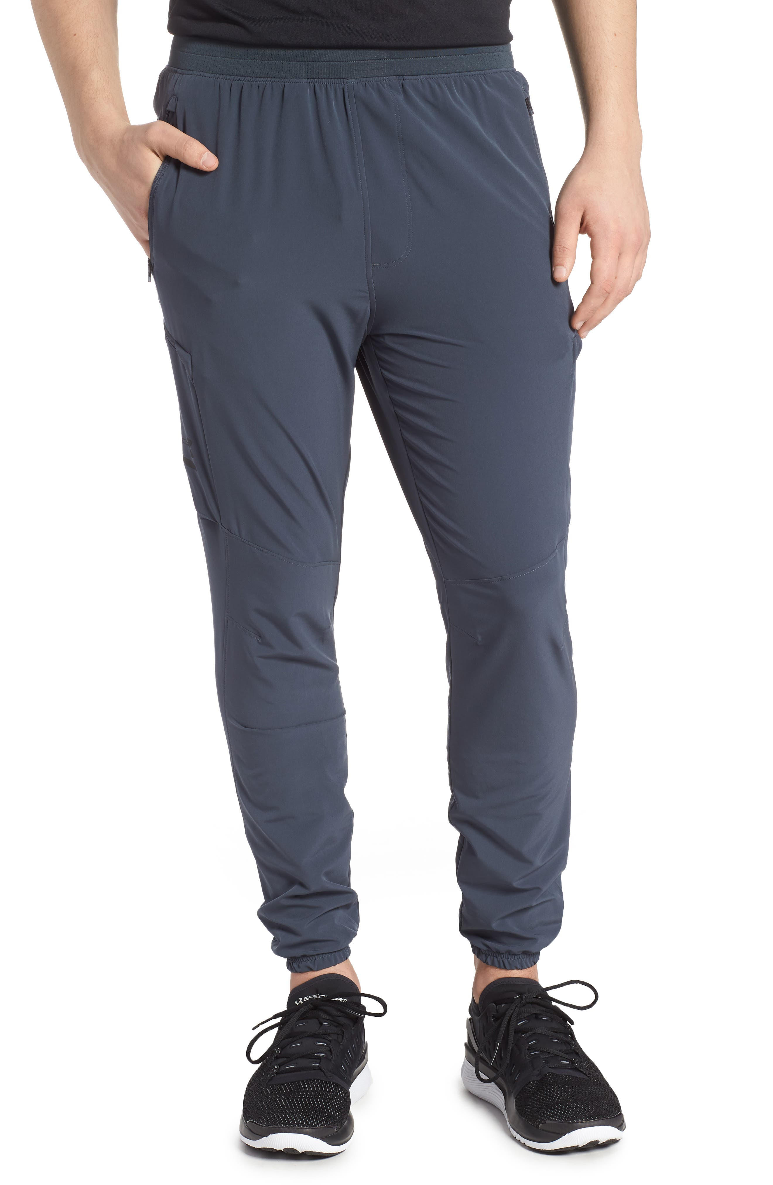 Perpetual Cargo Jogger Pants,                             Main thumbnail 1, color,                             Stealth Gray/ Black