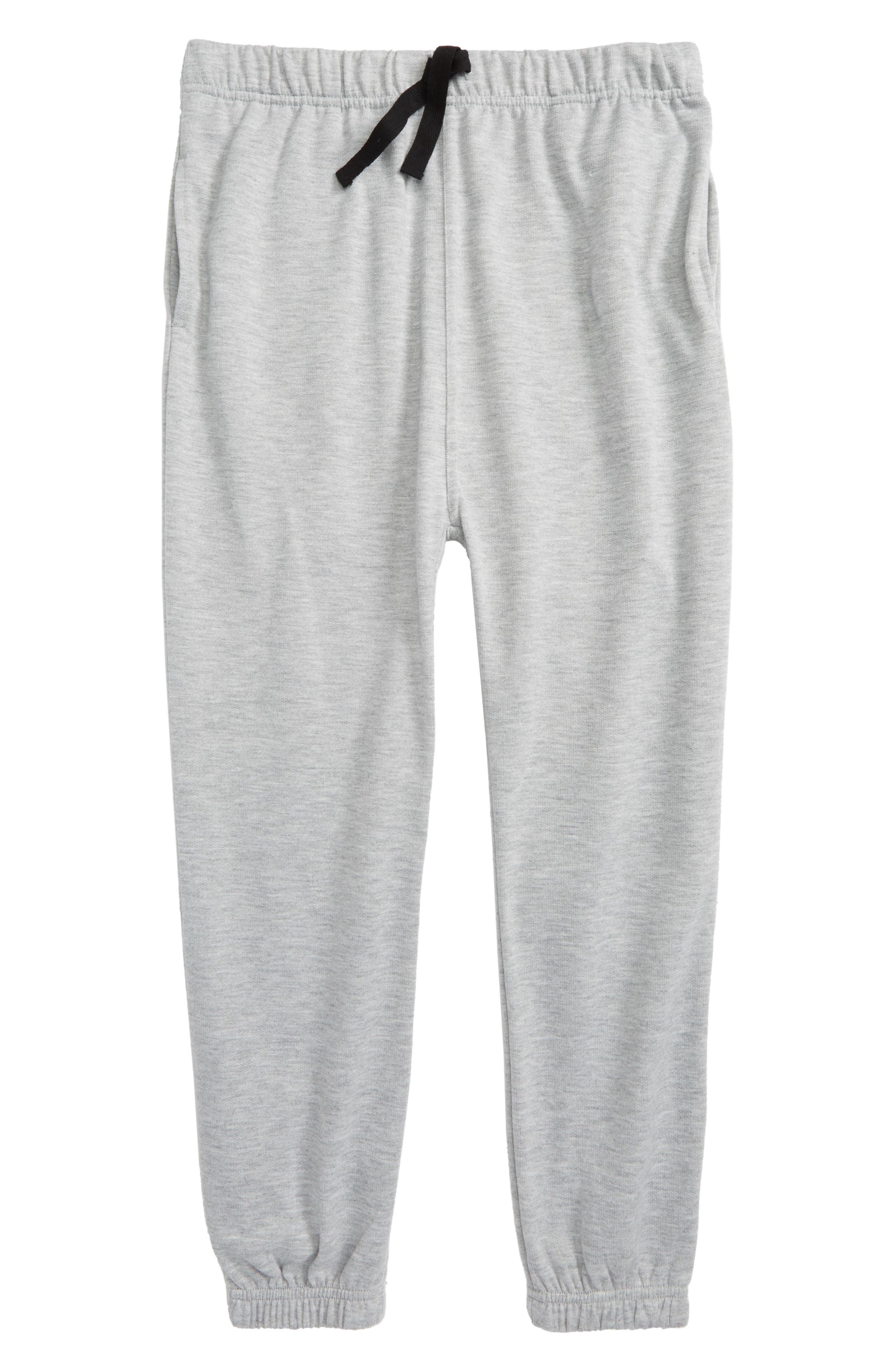 Jogger Pants,                             Main thumbnail 1, color,                             Grey Medium Heather