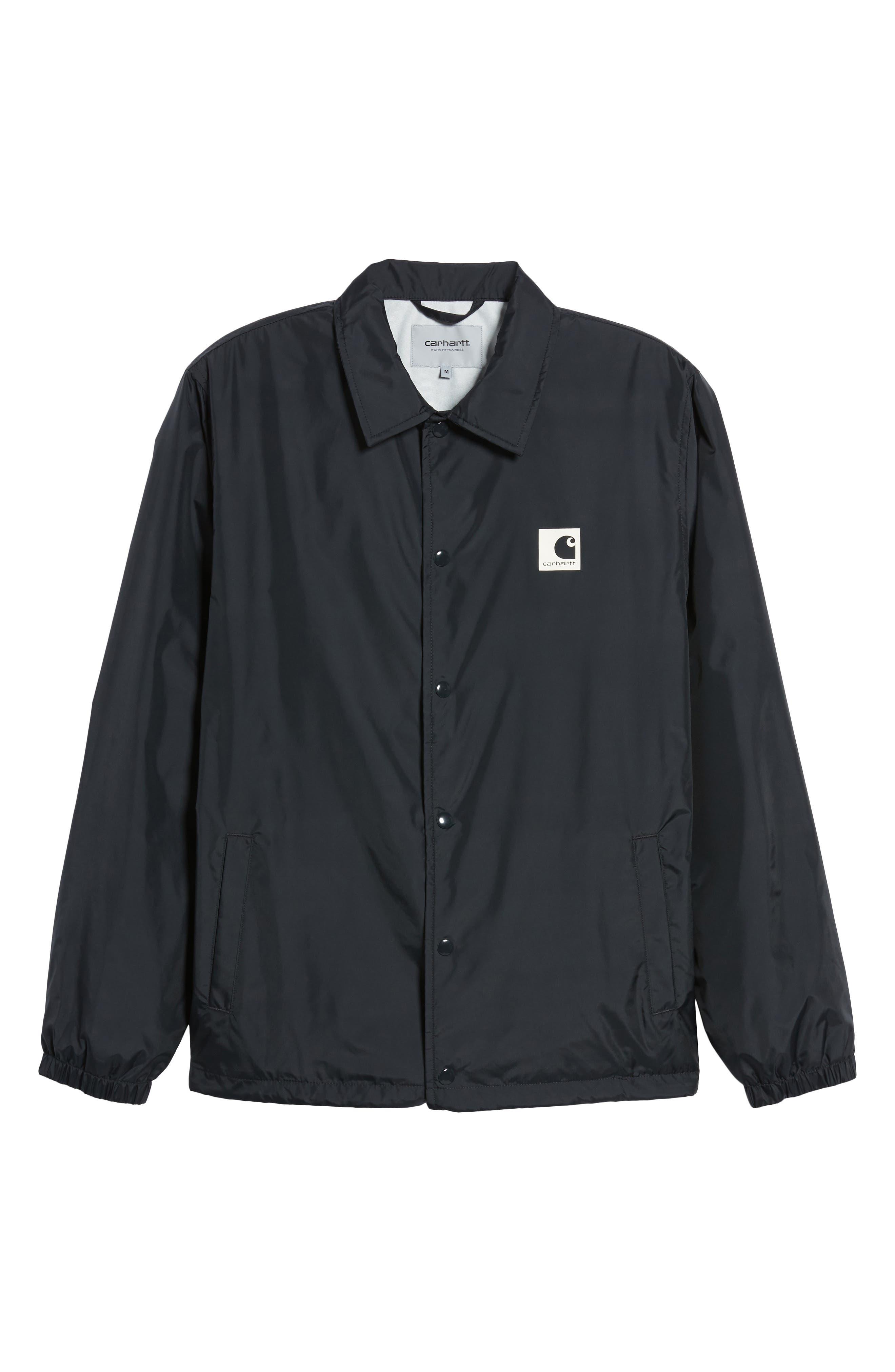Alternate Image 6  - Carhartt Work in Progress Sport Coach's Jacket