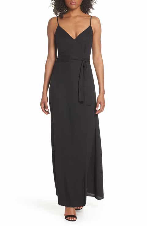 PAIGE Regina Sleeveless Maxi Dress