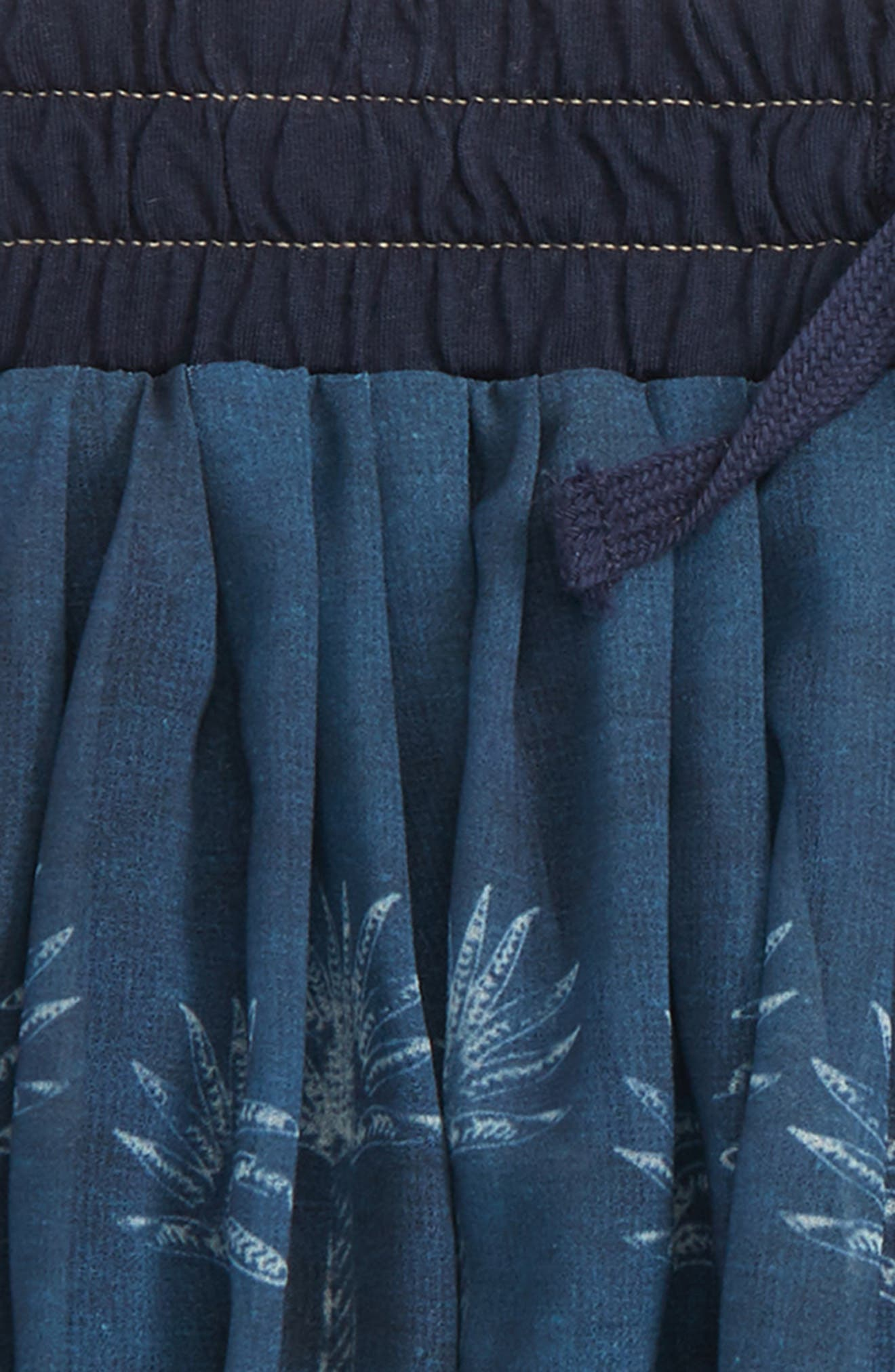 Scotch R'Belle Pleated Skirt,                             Alternate thumbnail 2, color,                             Navy