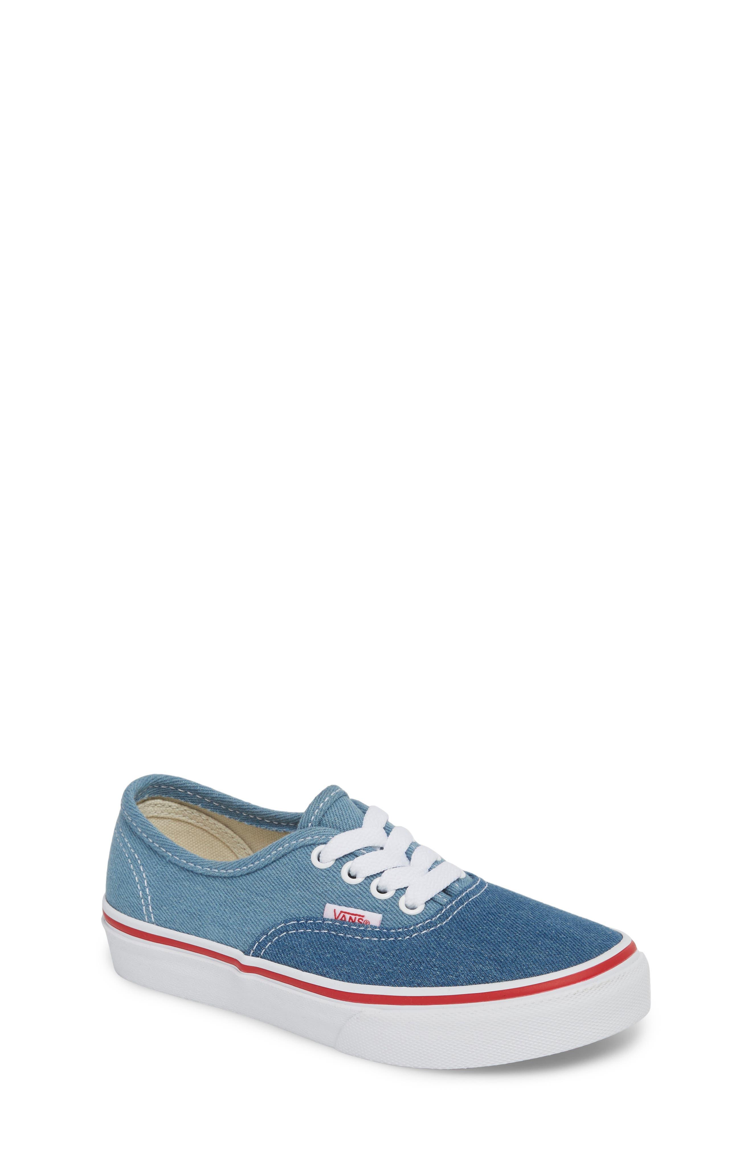 Vans Authentic Sneaker (Baby, Walker, Toddler, Little Kid & Big Kid)