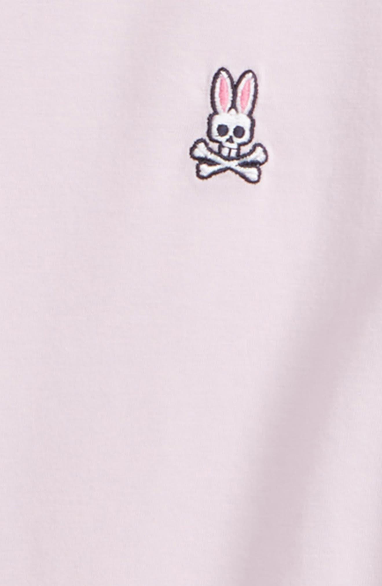 Alternate Image 2  - Psycho Bunny V-Neck T-Shirt (Little Boys & Big Boys)