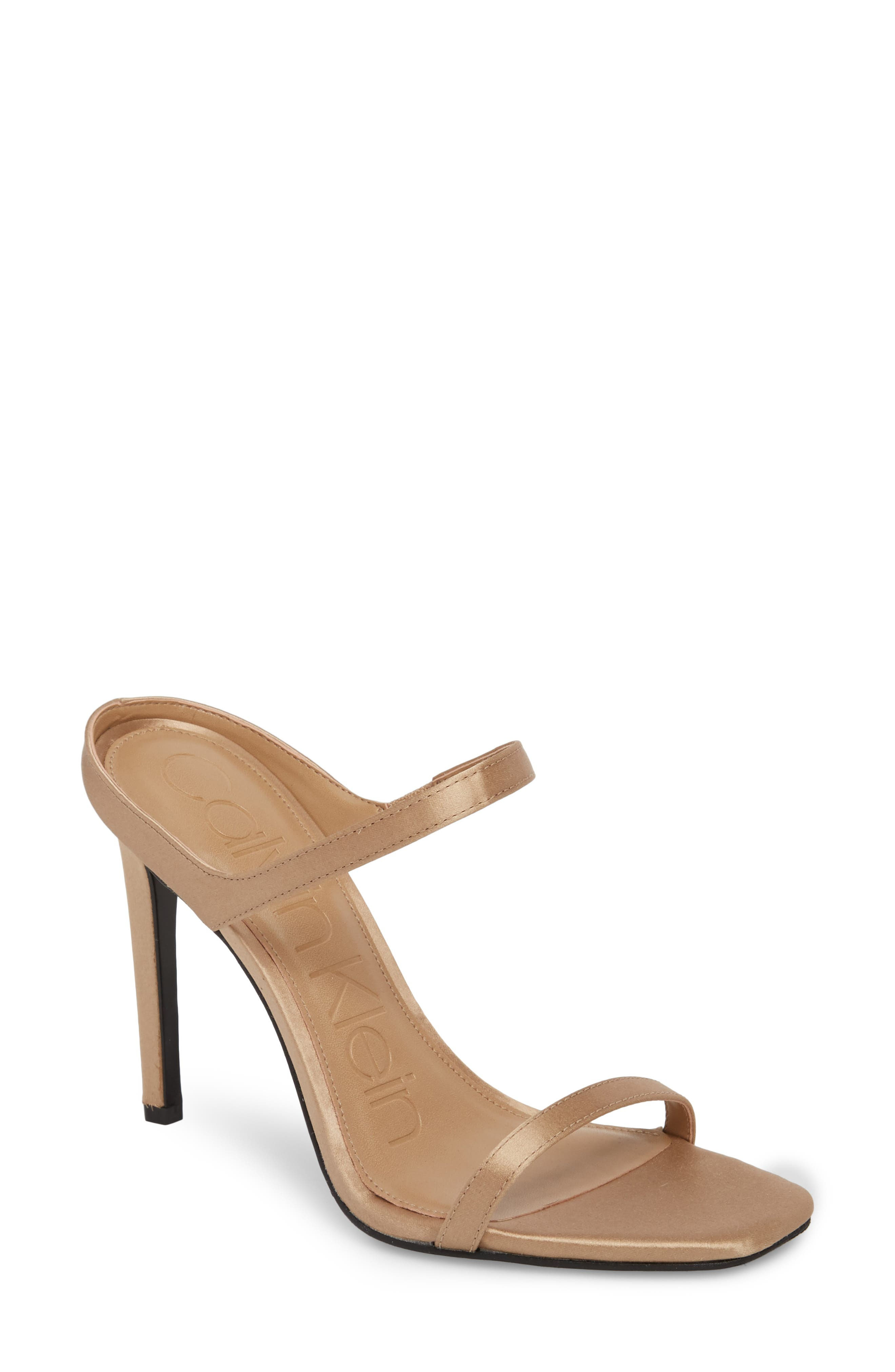 Calvin Klein Dala Strappy Mule (Women)